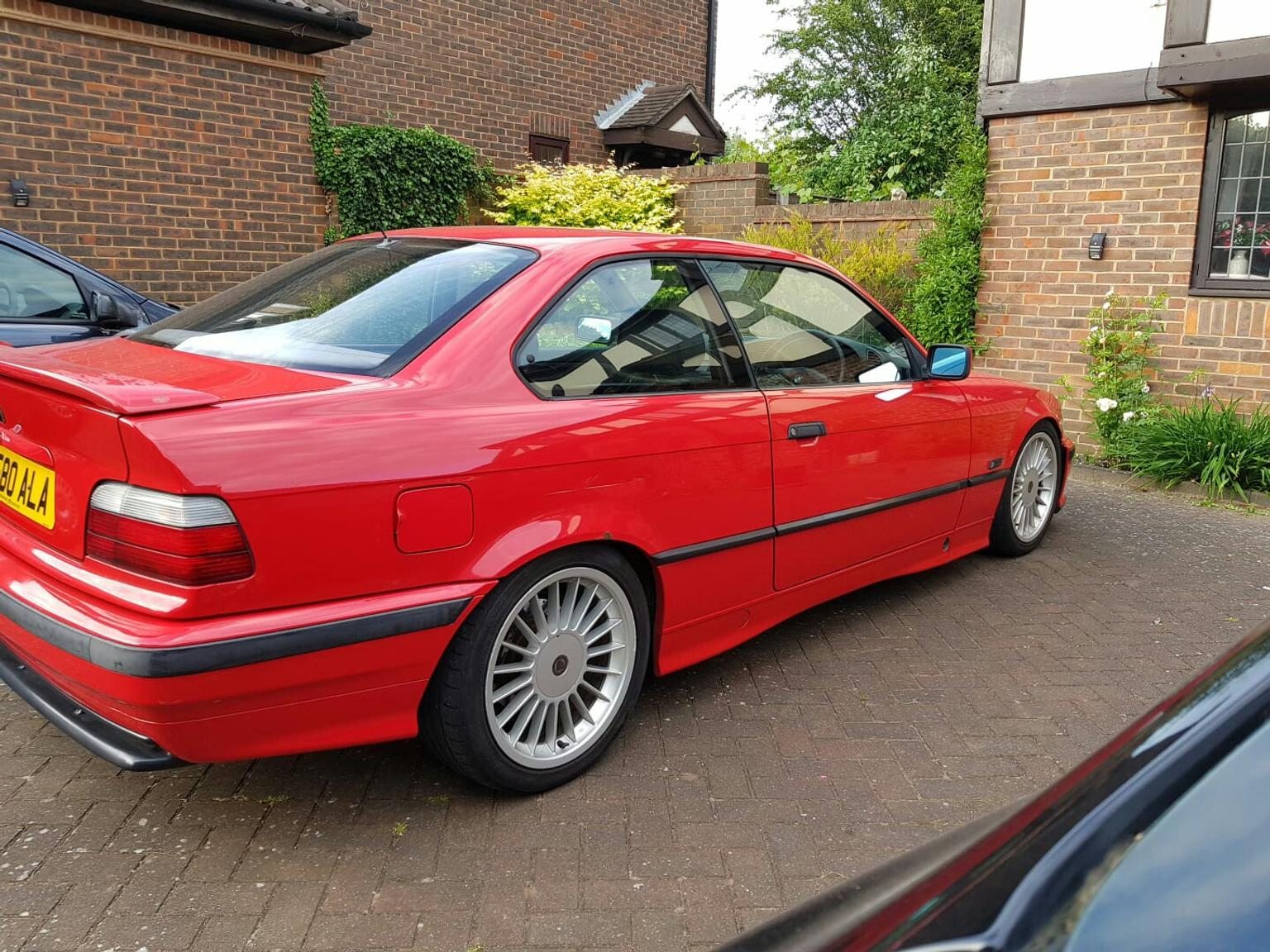 Bmw E36 Coupe For Sale Hell Rot Red In Co1 Colchester For 900 00 For Sale Shpock