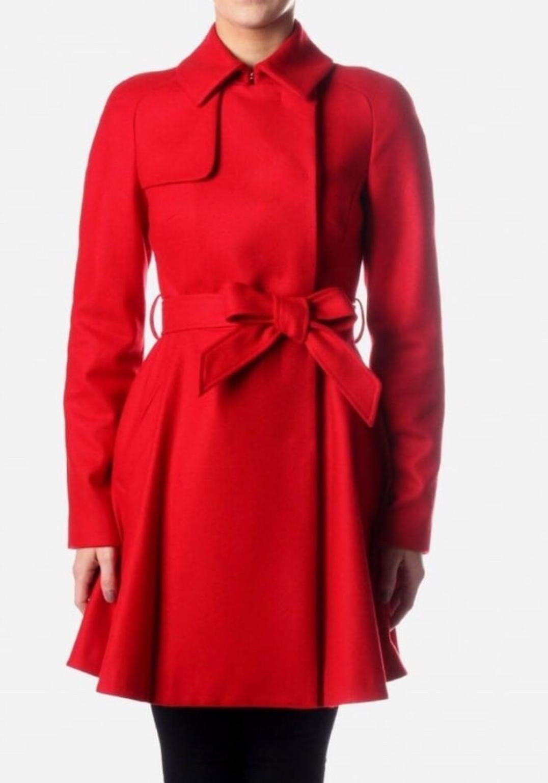77552a844f9d9 NEW Ted Baker coat red size TB2  UK10 in SW6 London for £160.00 for sale -  Shpock