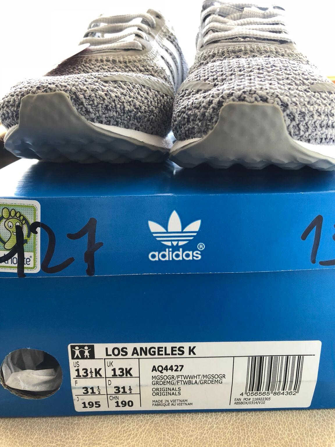 Adidas Los Angeles Kids Trainers AQ4427