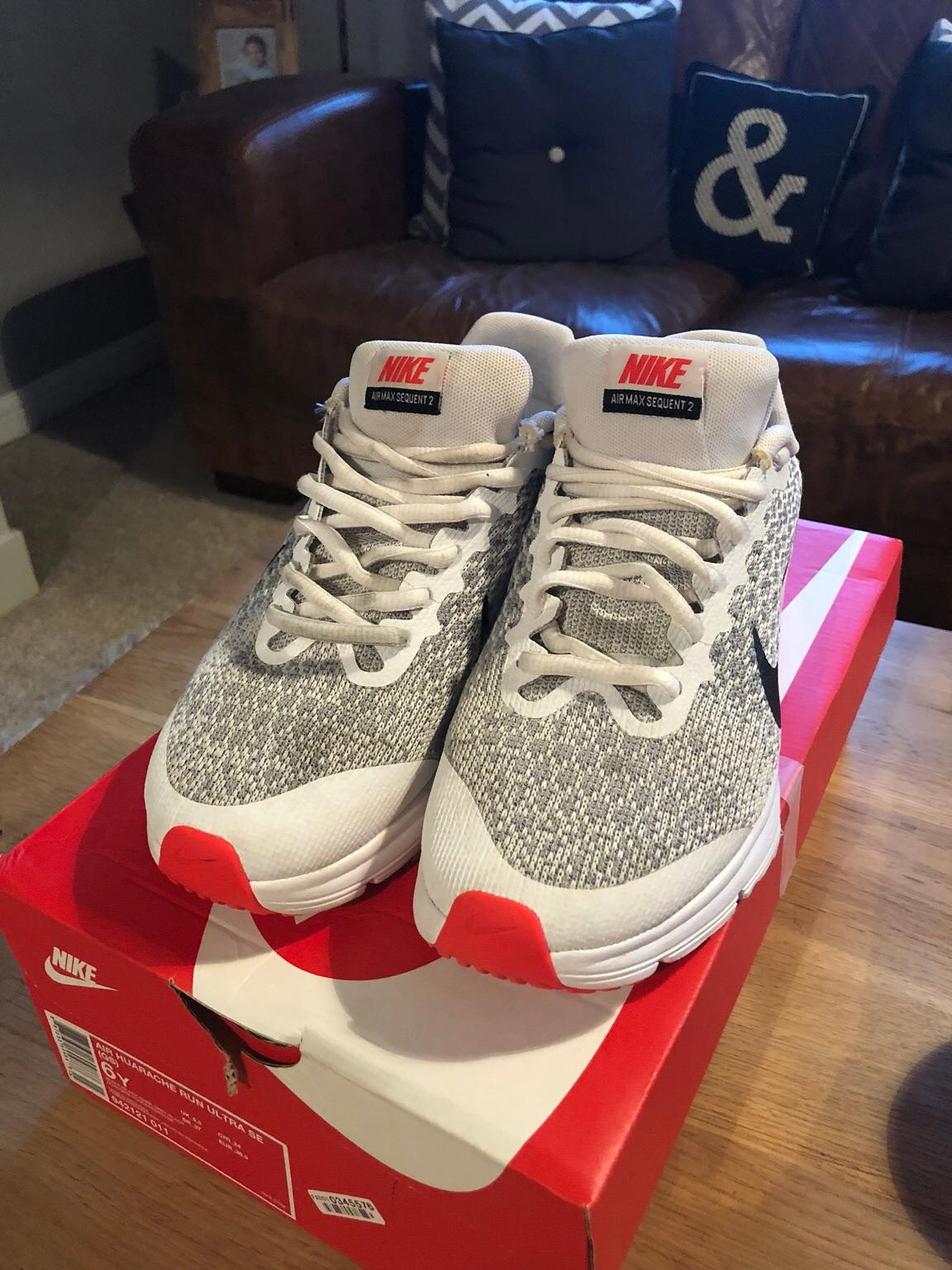 fe Felicidades Fértil  Nike Air Max Sequent 2 - Size UK 5** in NP Newport for £12.00 for ...