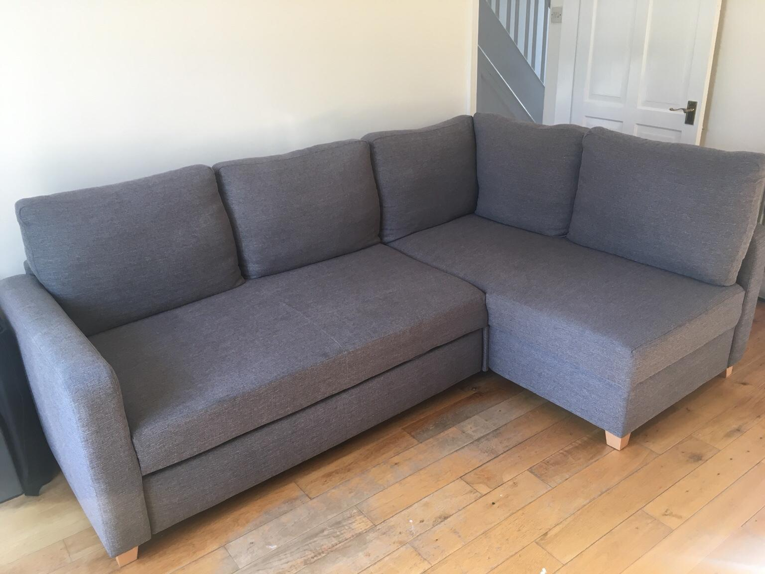 Marks And Spencer Corner Ottoman Sofa Bed In L3 Liverpool