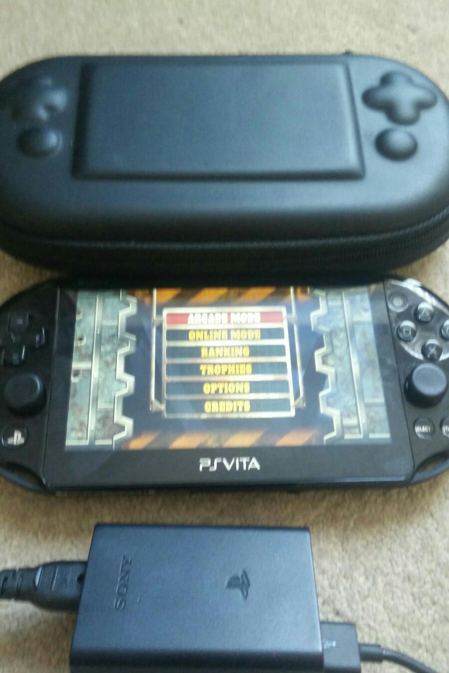 PS Vita H-encore henkaku homebrew 3 68