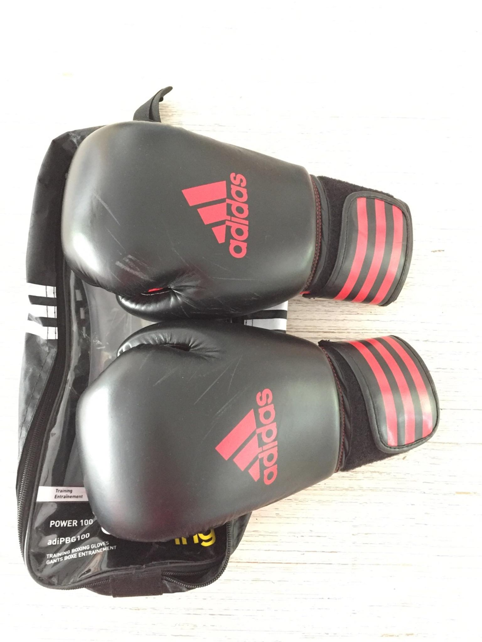 hot new products genuine shoes order Adidas Kickboxhandschuhe