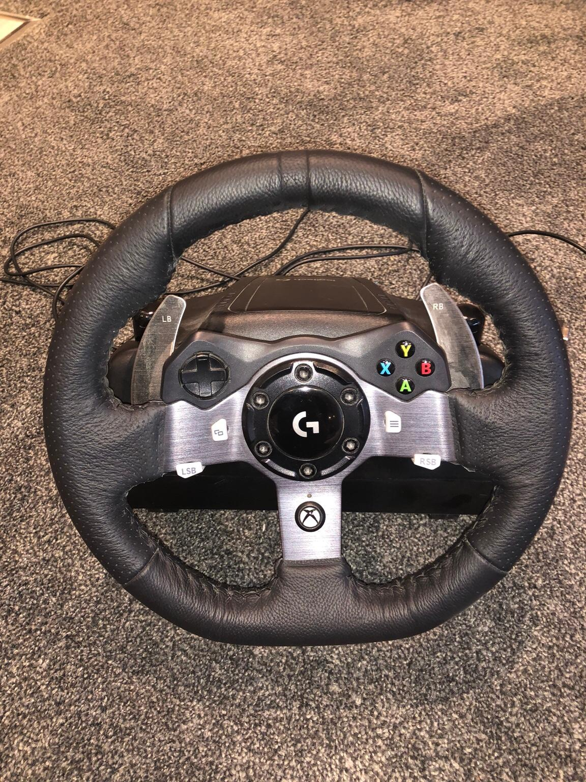 788ad8df8c9 Logitech g920 with shifter in DA7 Bexley for £140.00 - Shpock
