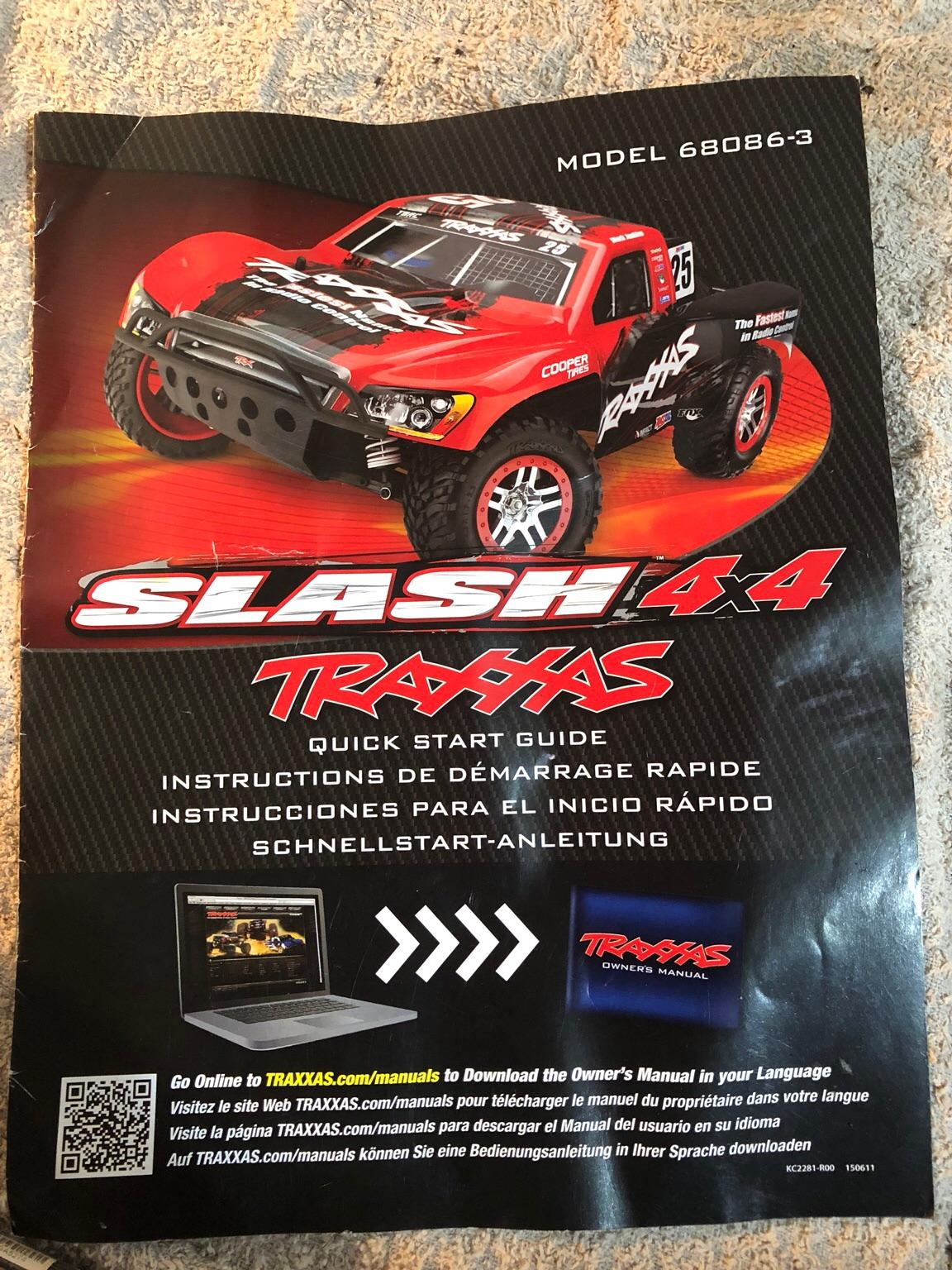 Traxxas Slash 4x4 RC