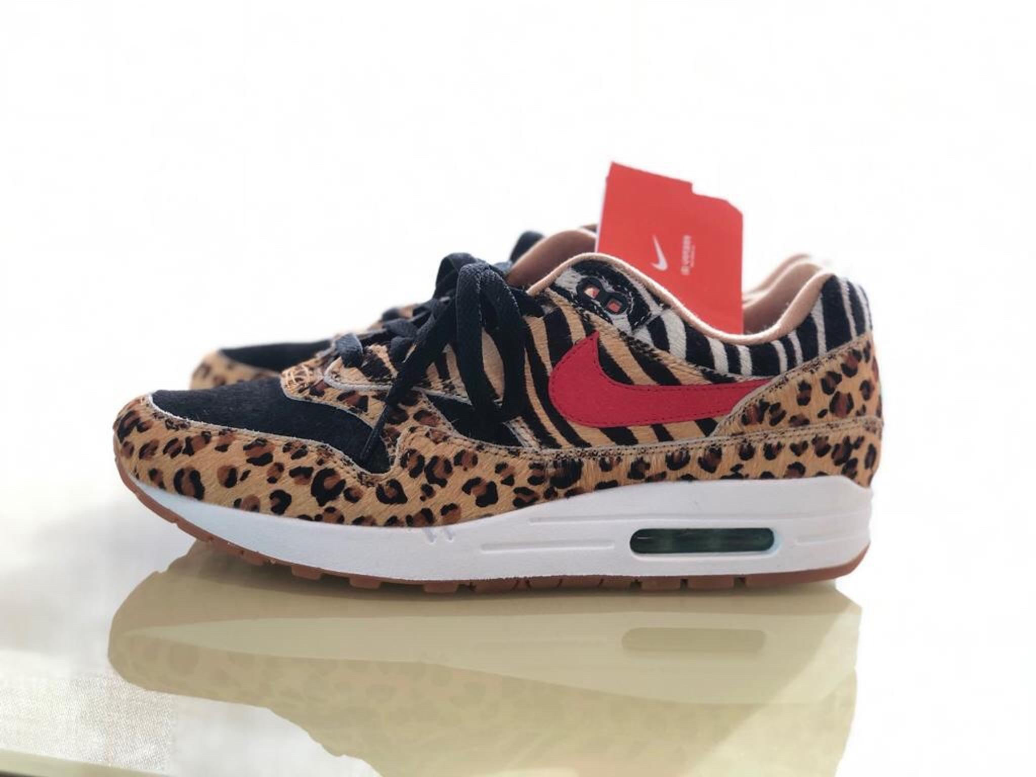 Max 1 Nike Air Pack Animal 0 X 2 Atmos tQdBorxshC