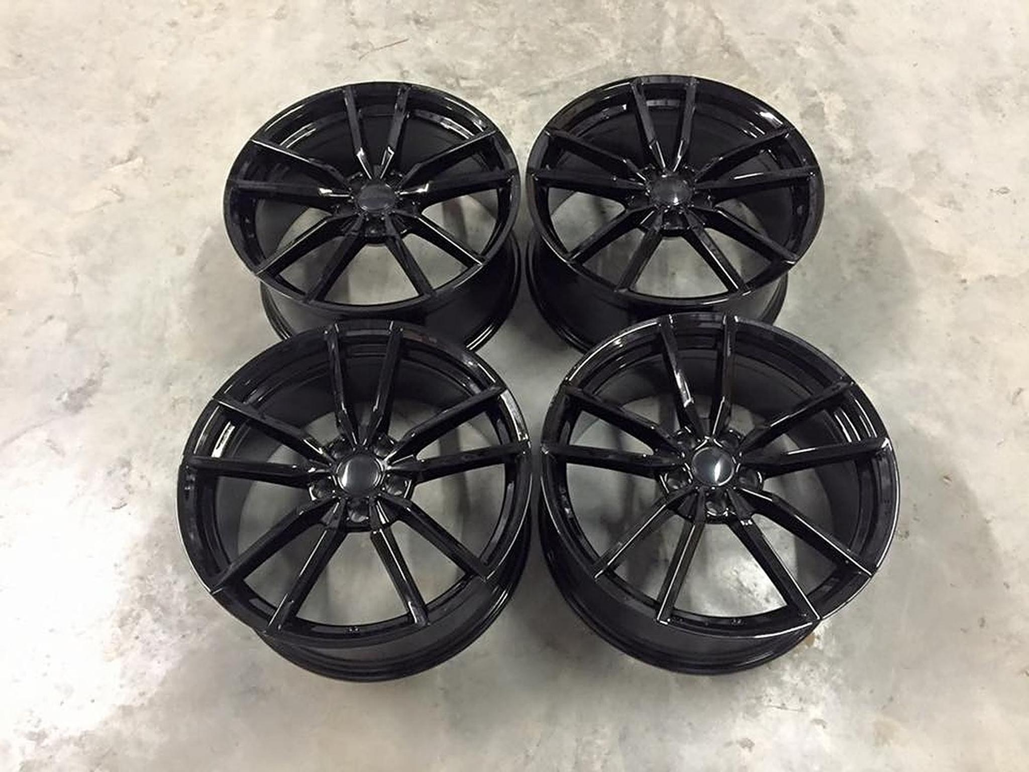 """Volvo C30 For Sale >> 18"""" 19"""" Inch VW pretoria style Alloy wheels in BT71 Dungannon for £405.00 for sale 