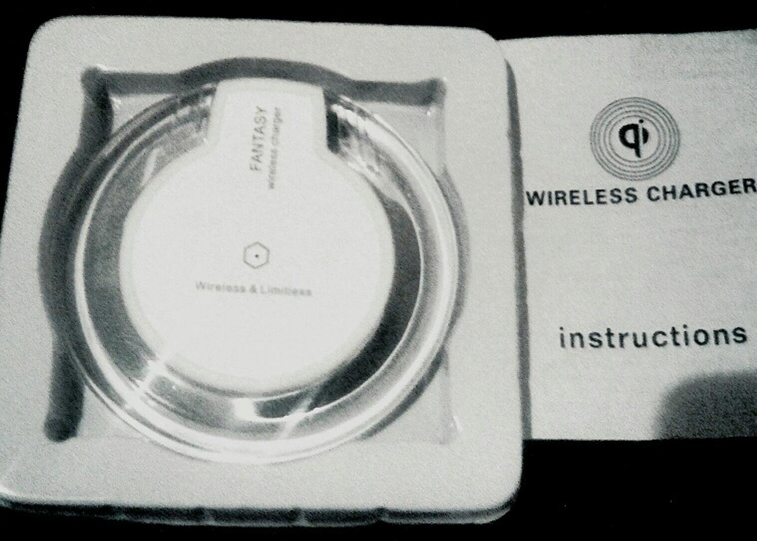 fantasy wireless charger instructions