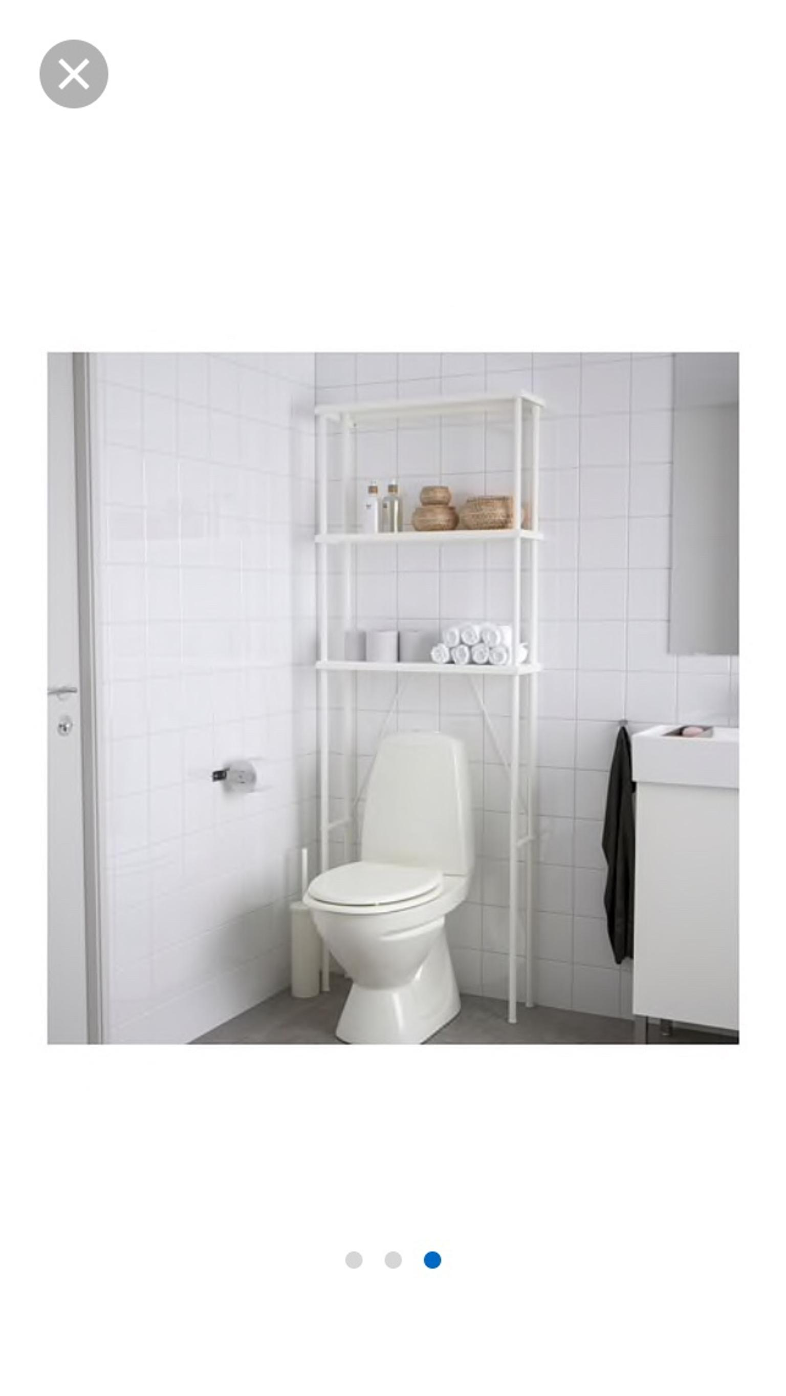 IKEA DYNAN Regal WC Regal in 2183 Gemeinde Neusiedl an der