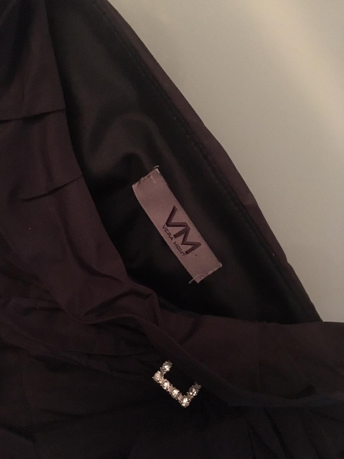 Abendkleid Ballkleid Vera Mont Schwarz 32 In 60594 Frankfurt Am Main For 58 00 For Sale Shpock