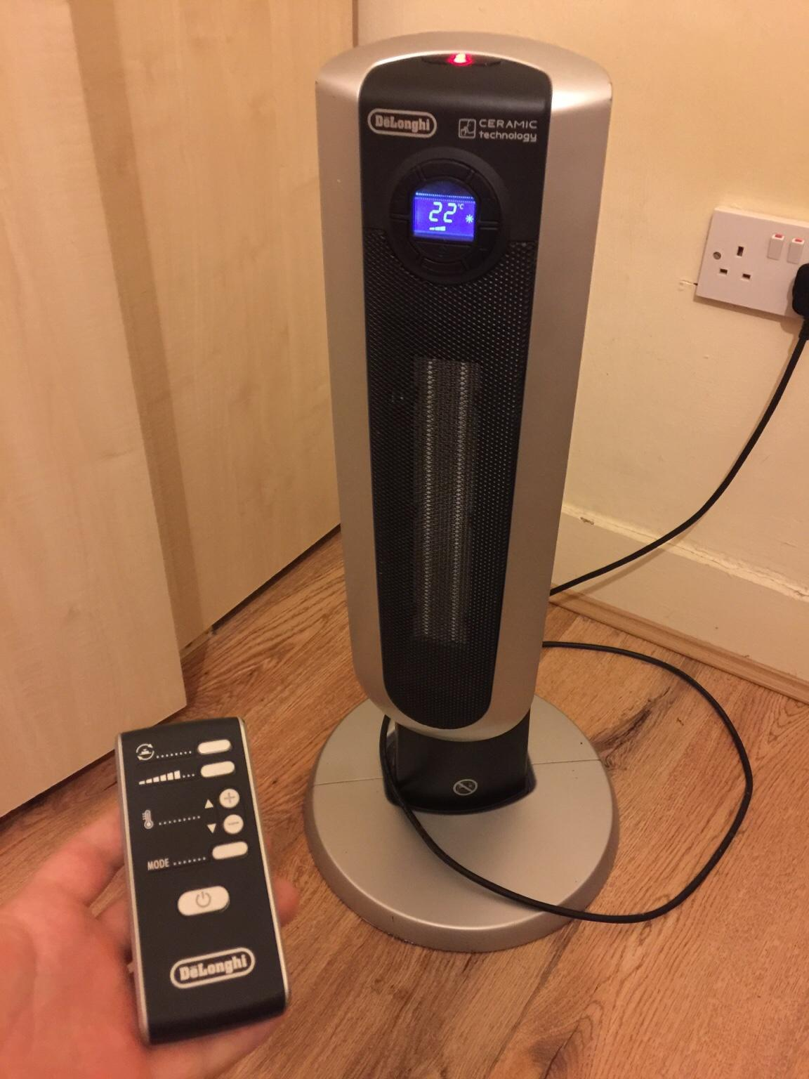 Delonghi 2.2Kw Ceramic Heater with Room