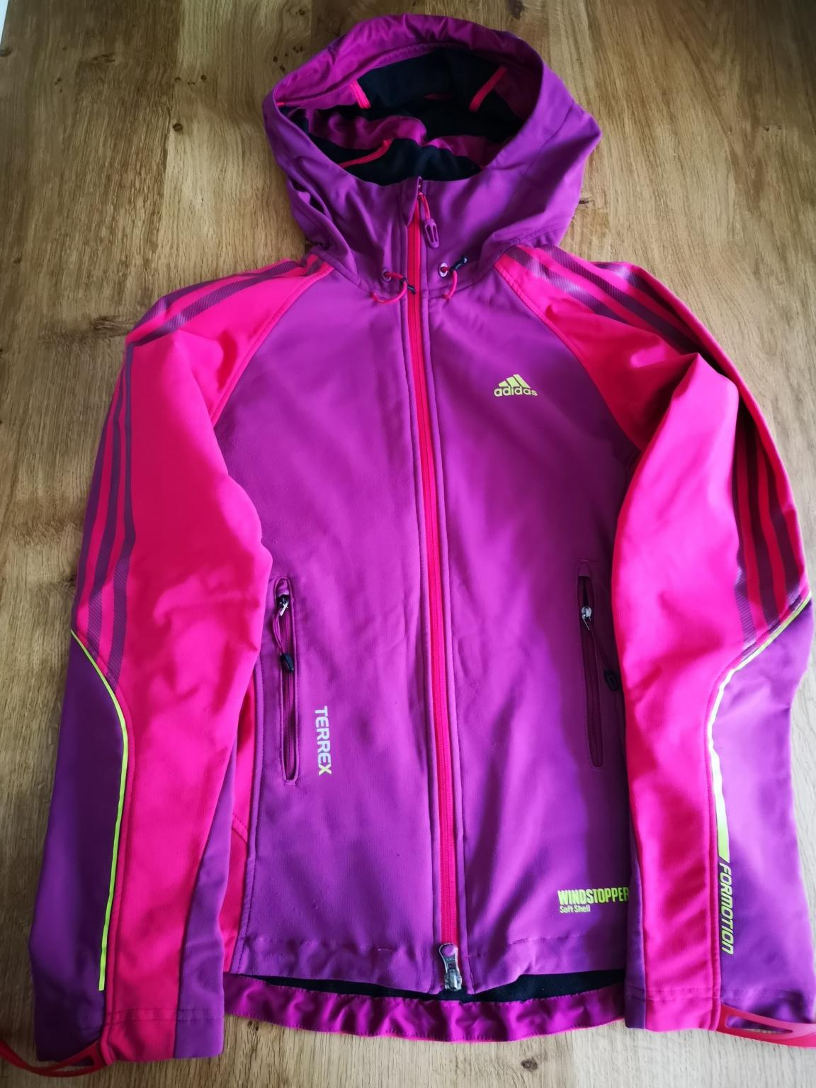 Adidas Softshell Windstopper Jacke Damen 38