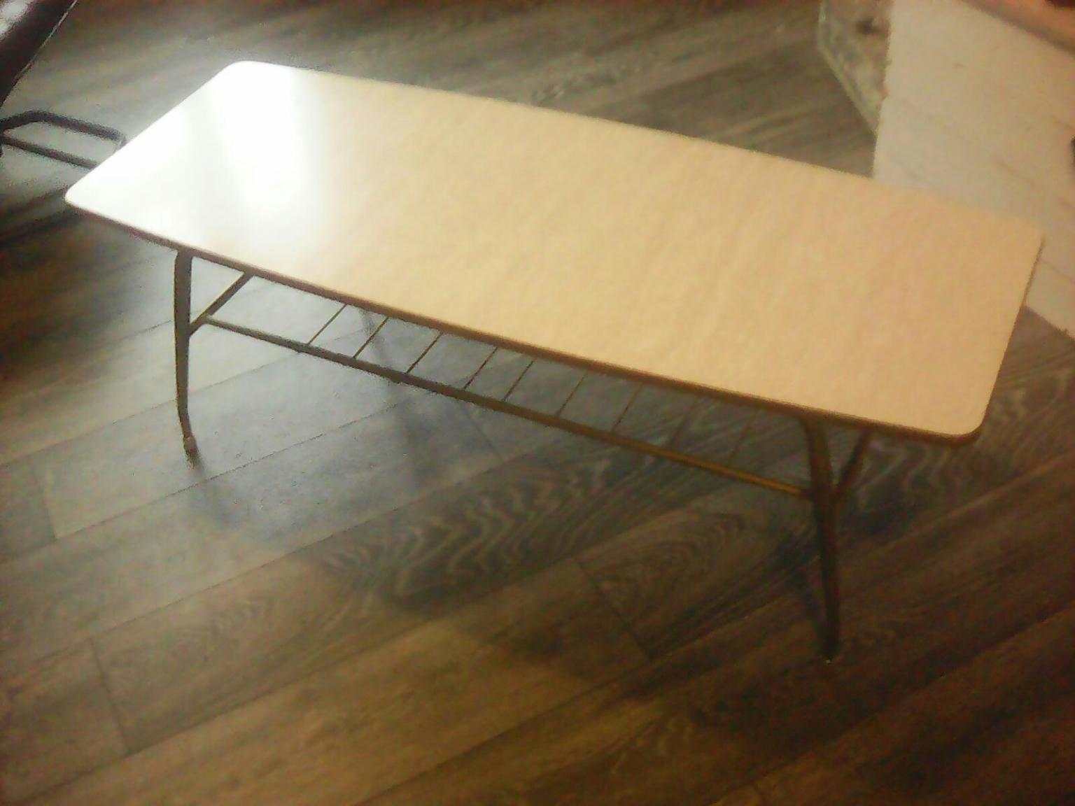 Retro Vintage Formica Table In Pe4 Peterborough For 45 00 For