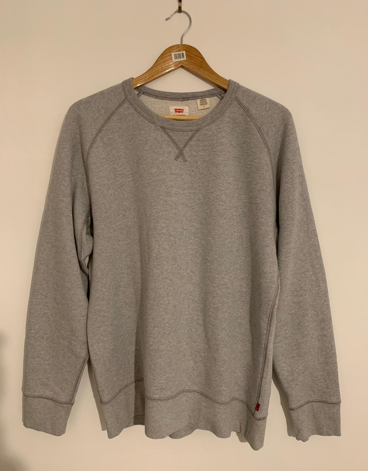 21104dc4a29 Levis Sweatshirt/Jumper - Large - Brand New
