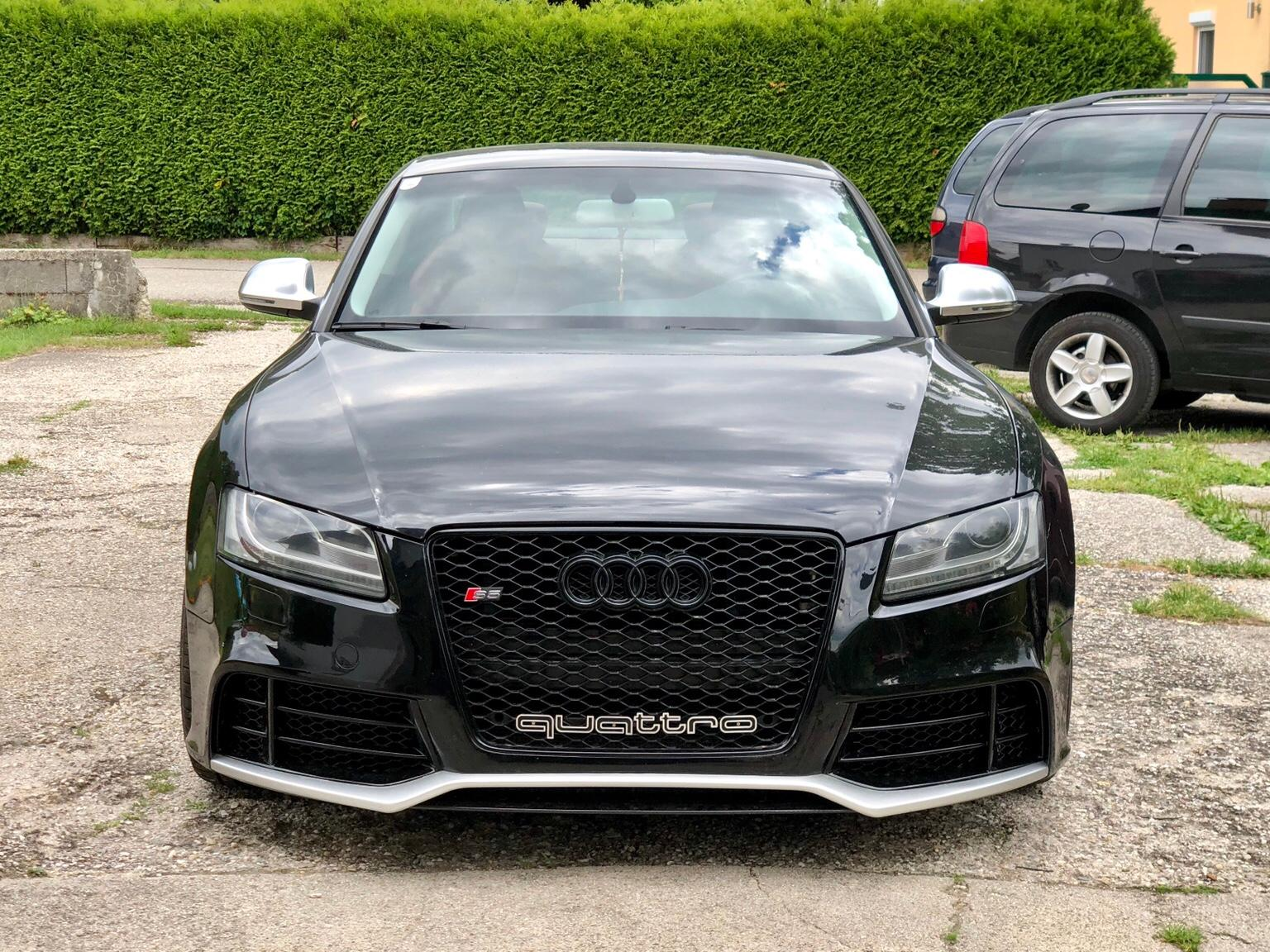 Audi A5 S5 Rs5 Stossstange Mit Grill In 5230 Mattighofen For 850 00 For Sale Shpock