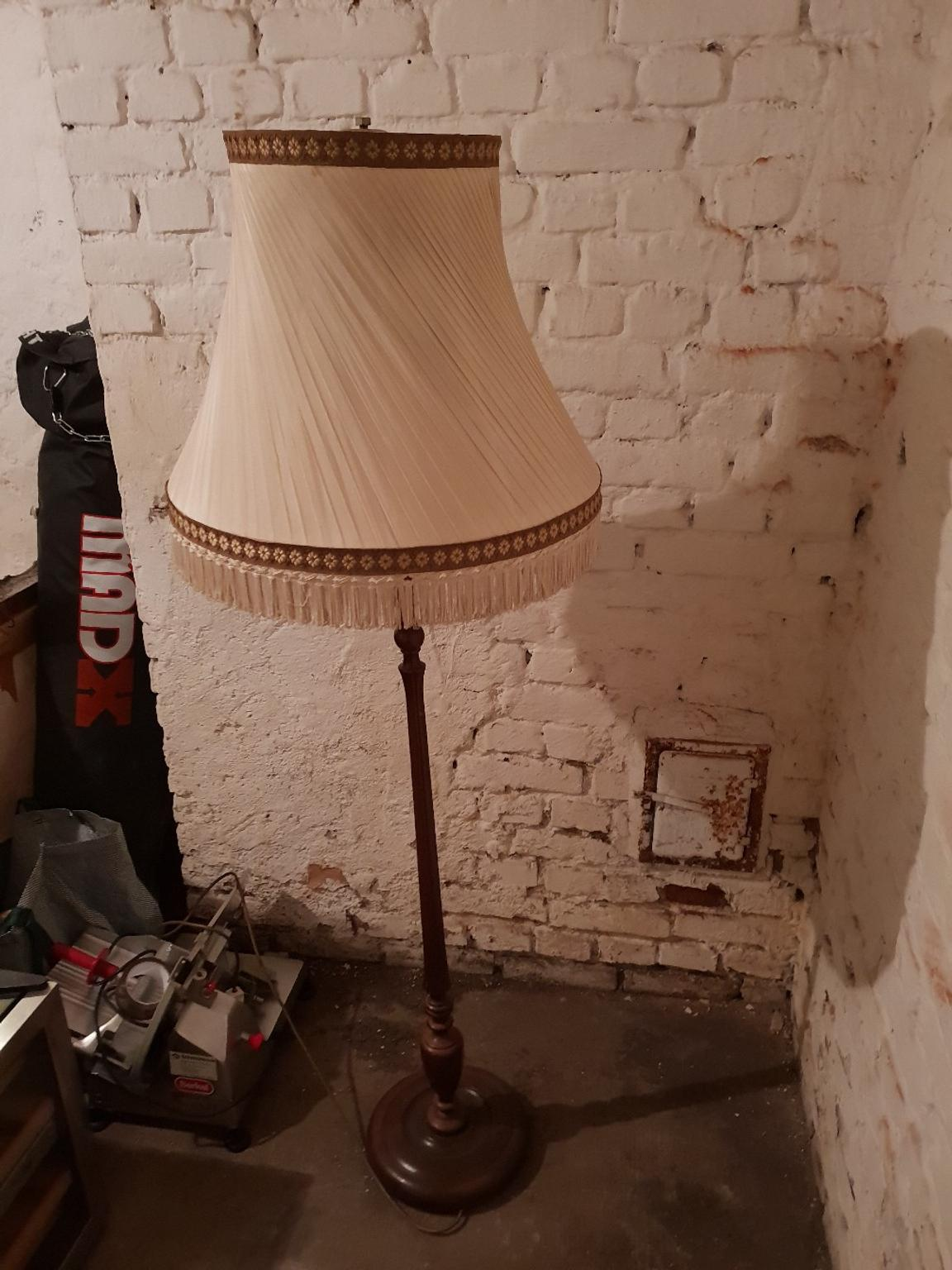 Retro Schirmlampe In 40597 Benrath For 10 00 For Sale Shpock