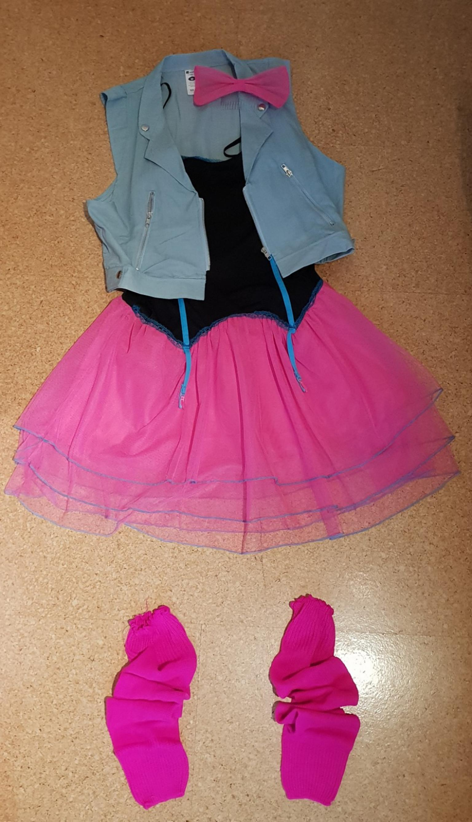 80er outfit