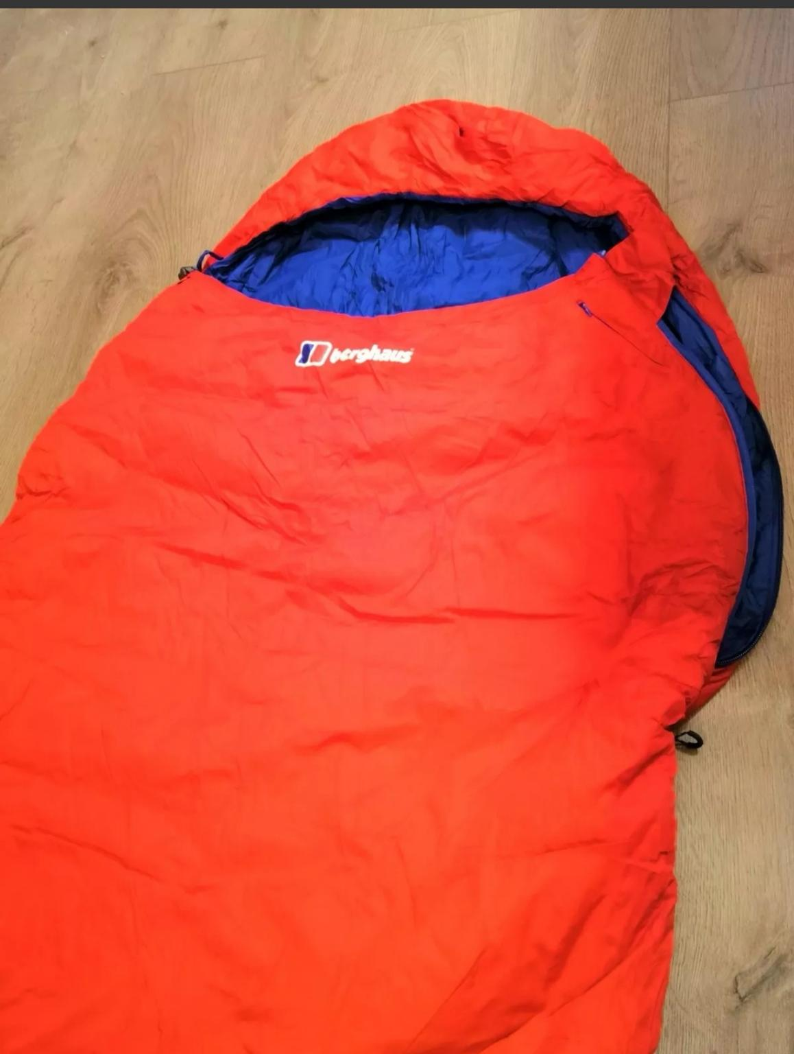 size 40 ca9bf f9896 Berghaus Elevation 400 Down Sleeping Bag NEW