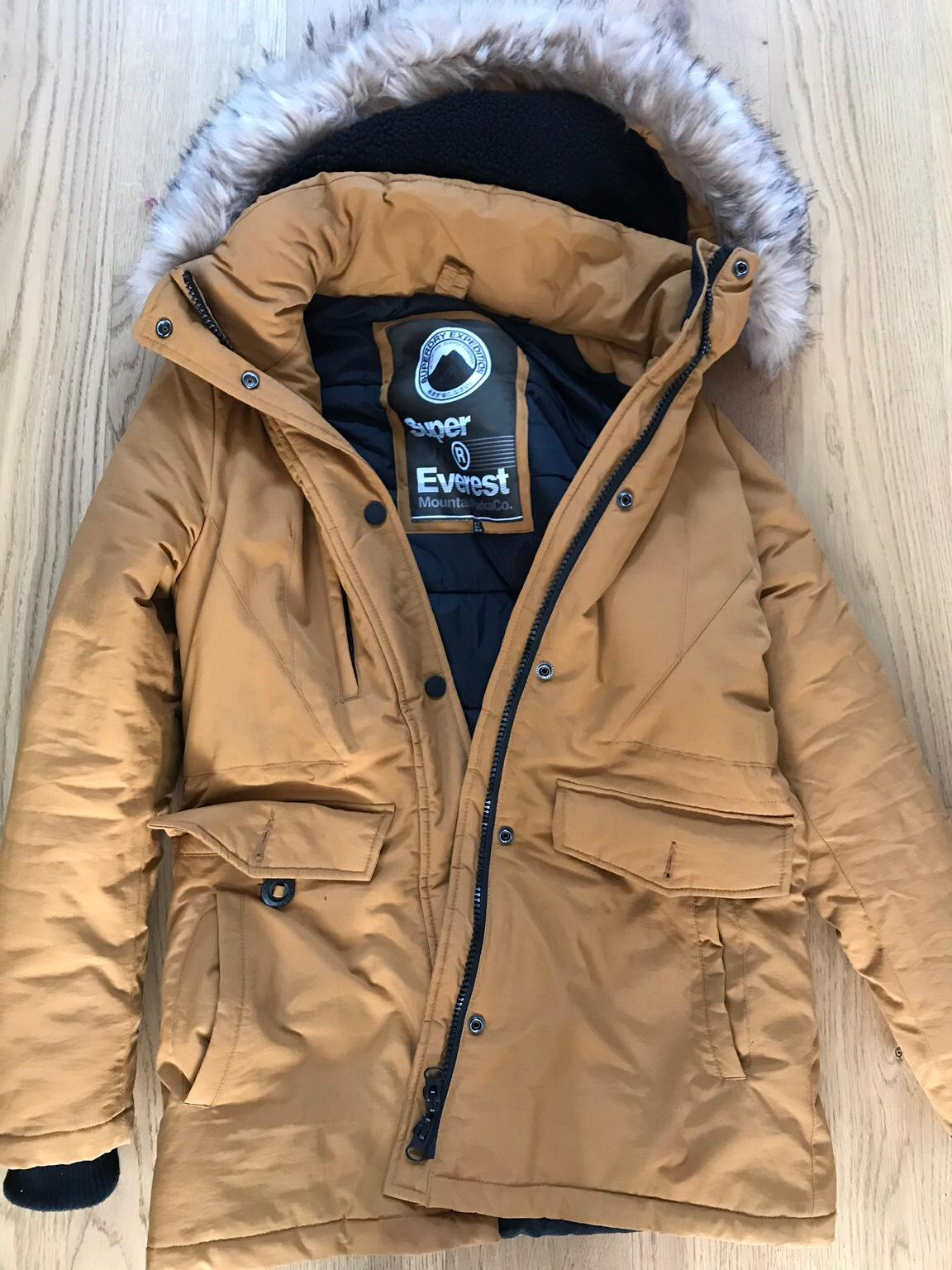Superdry Ashley Everest women's coat