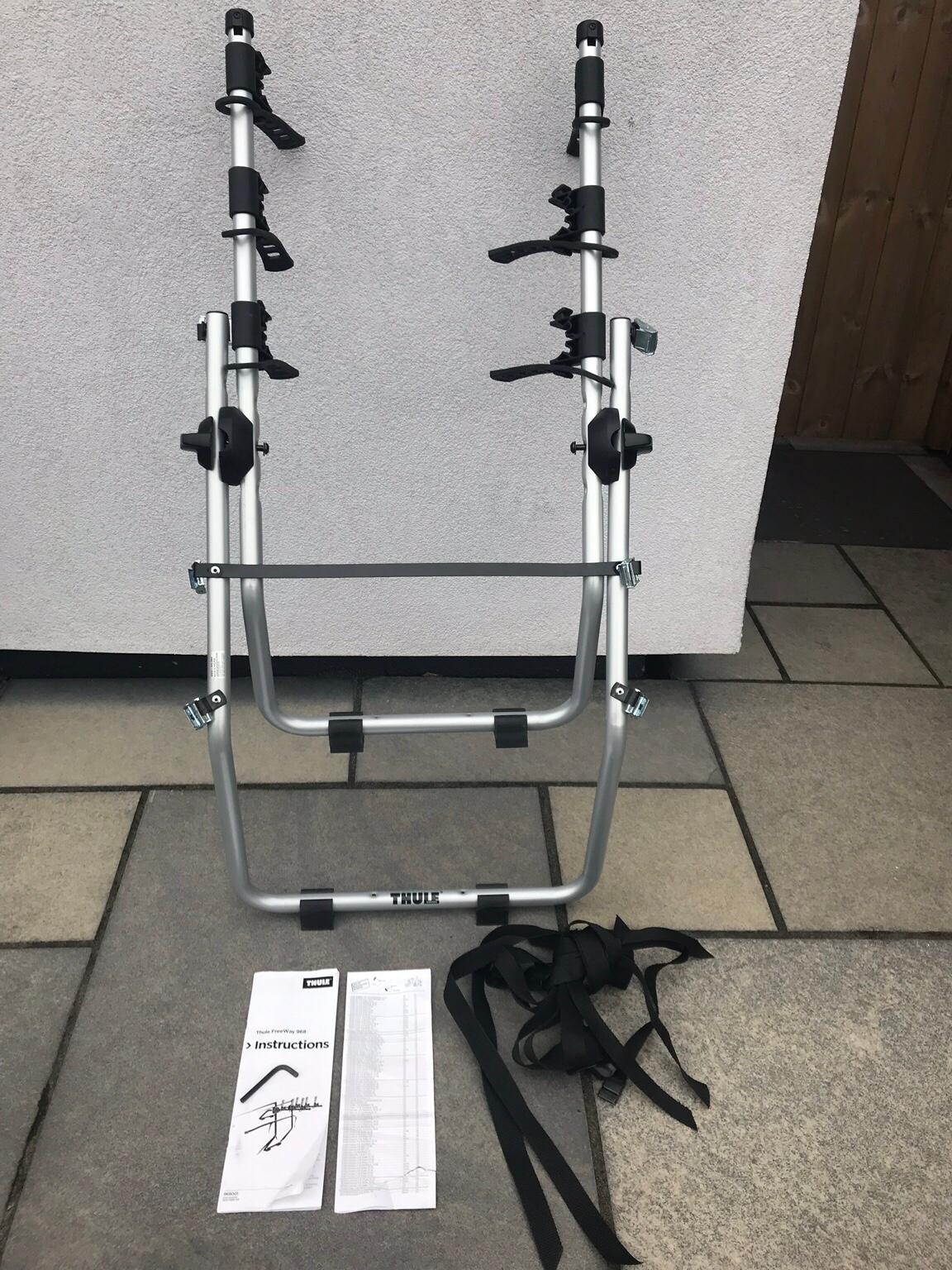 THULE FREEWAY 968 BIKE CARRIER##Unused## in Treorchy for £ ...