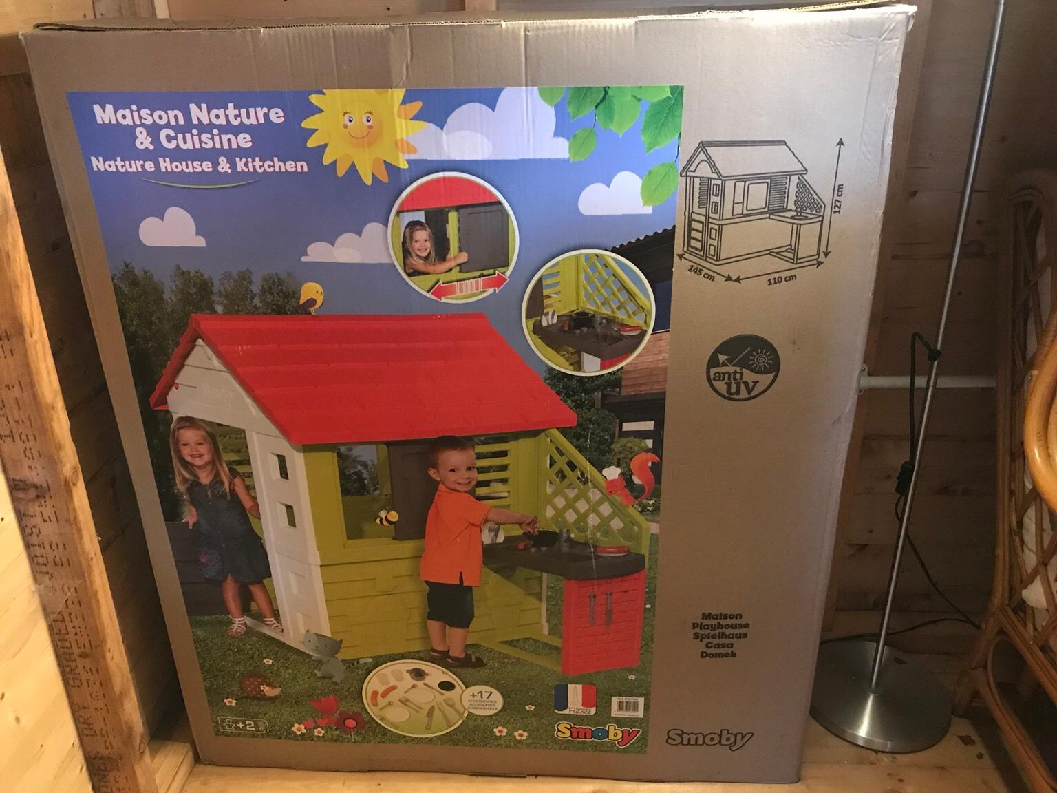 Smoby Playhouse With Cuisine In South Ribble For 90 00 For Sale