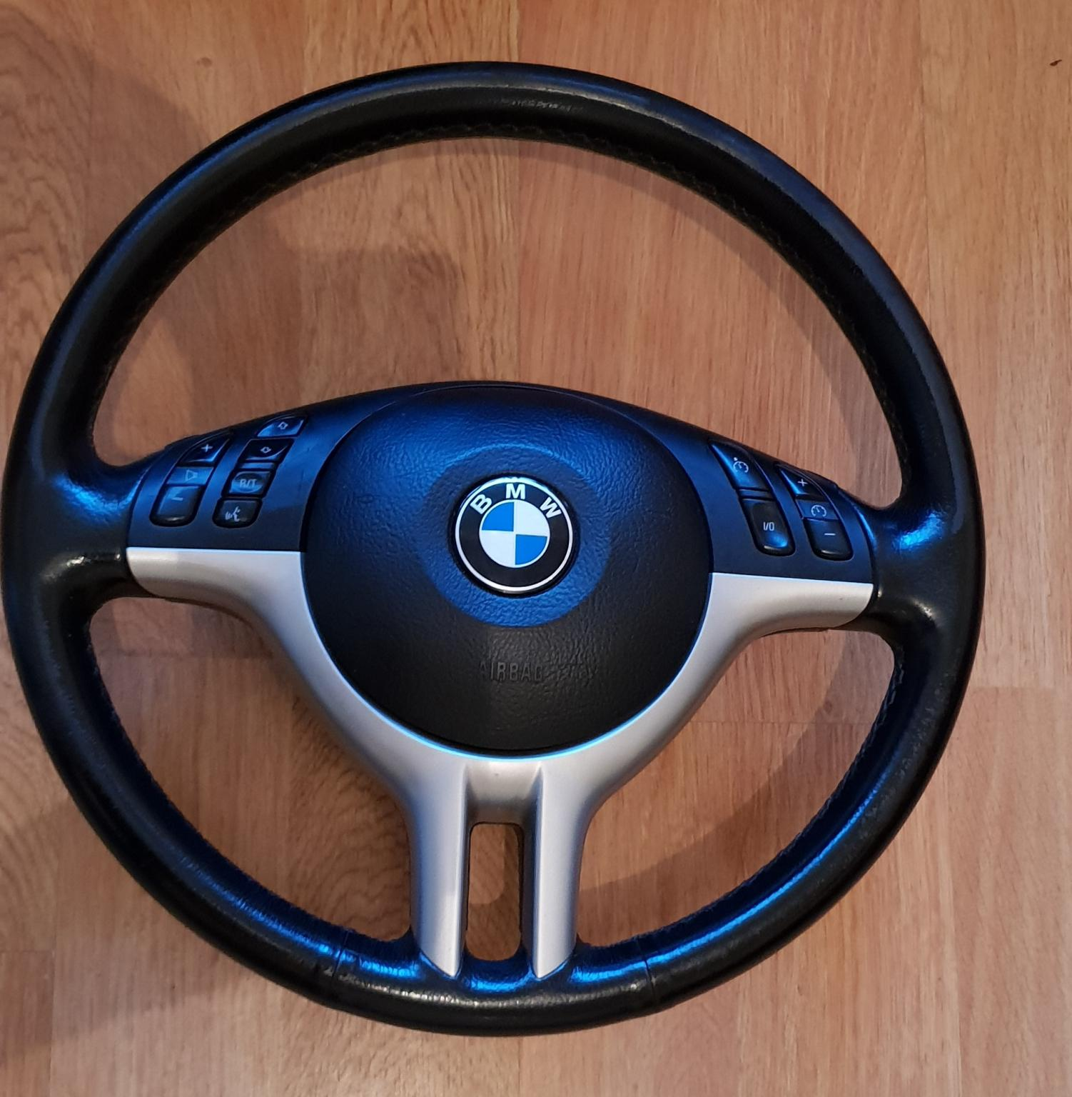 Bmw E46 Multifunctional Steering Wheel In Wigmore For 50 00 For Sale Shpock