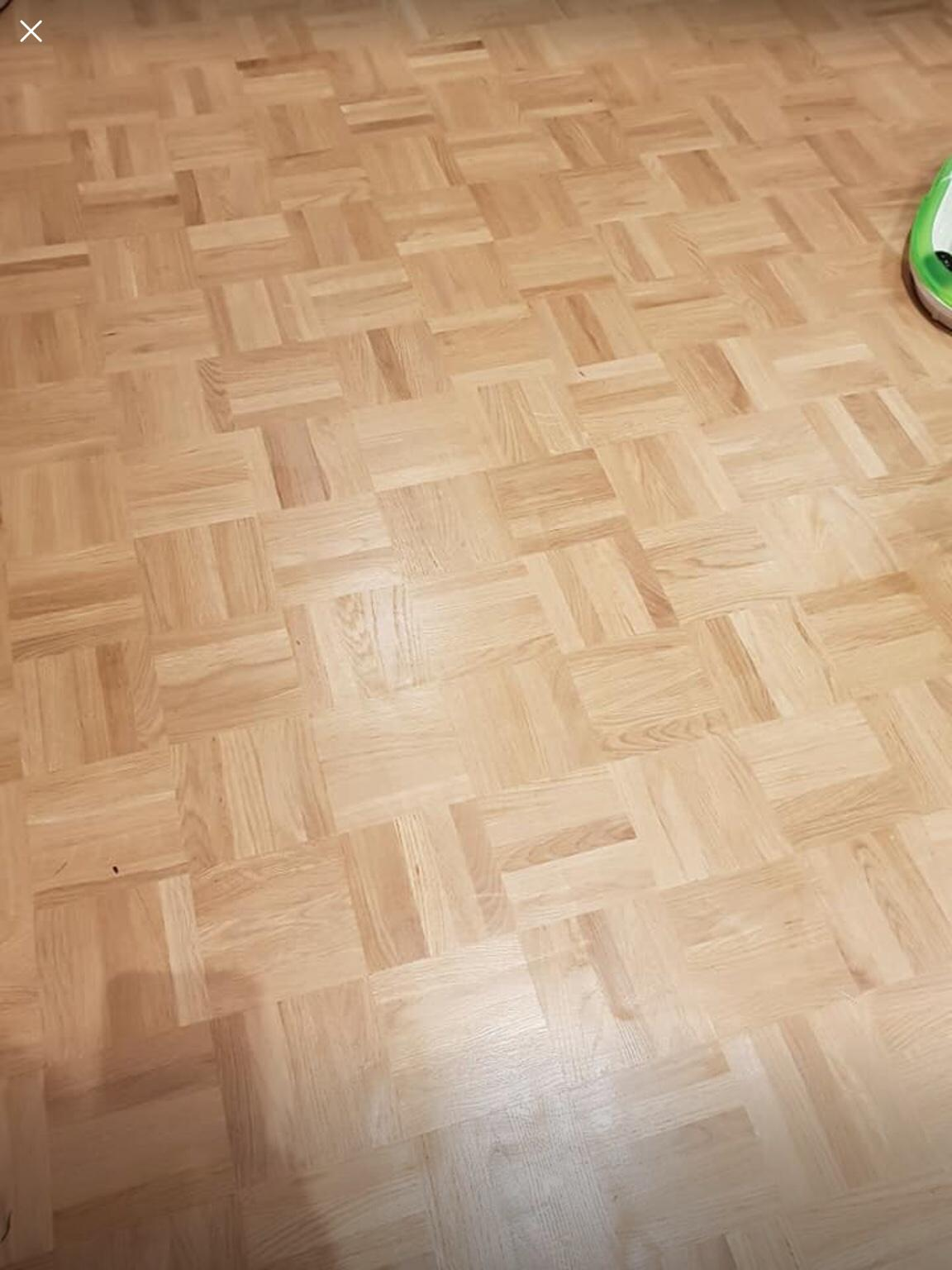 Finger Parquet flooring reclaimed fingers lot of 80