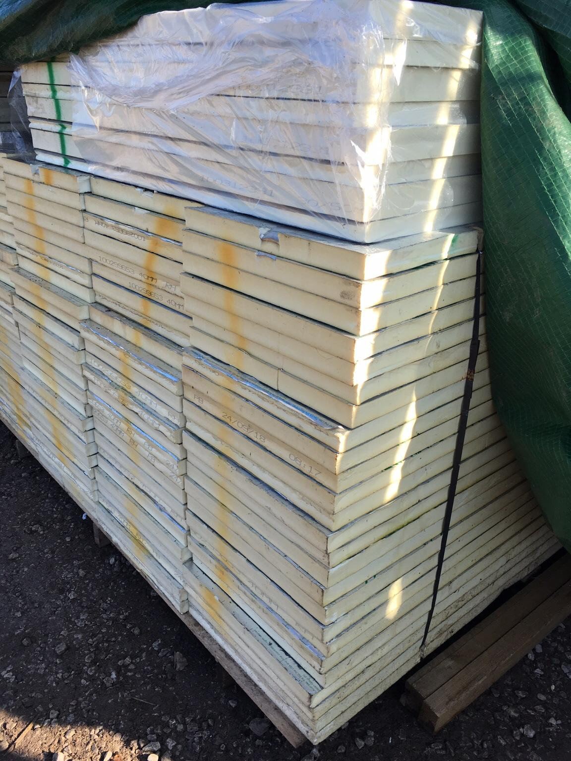 Celotex Seconds Insulation boards