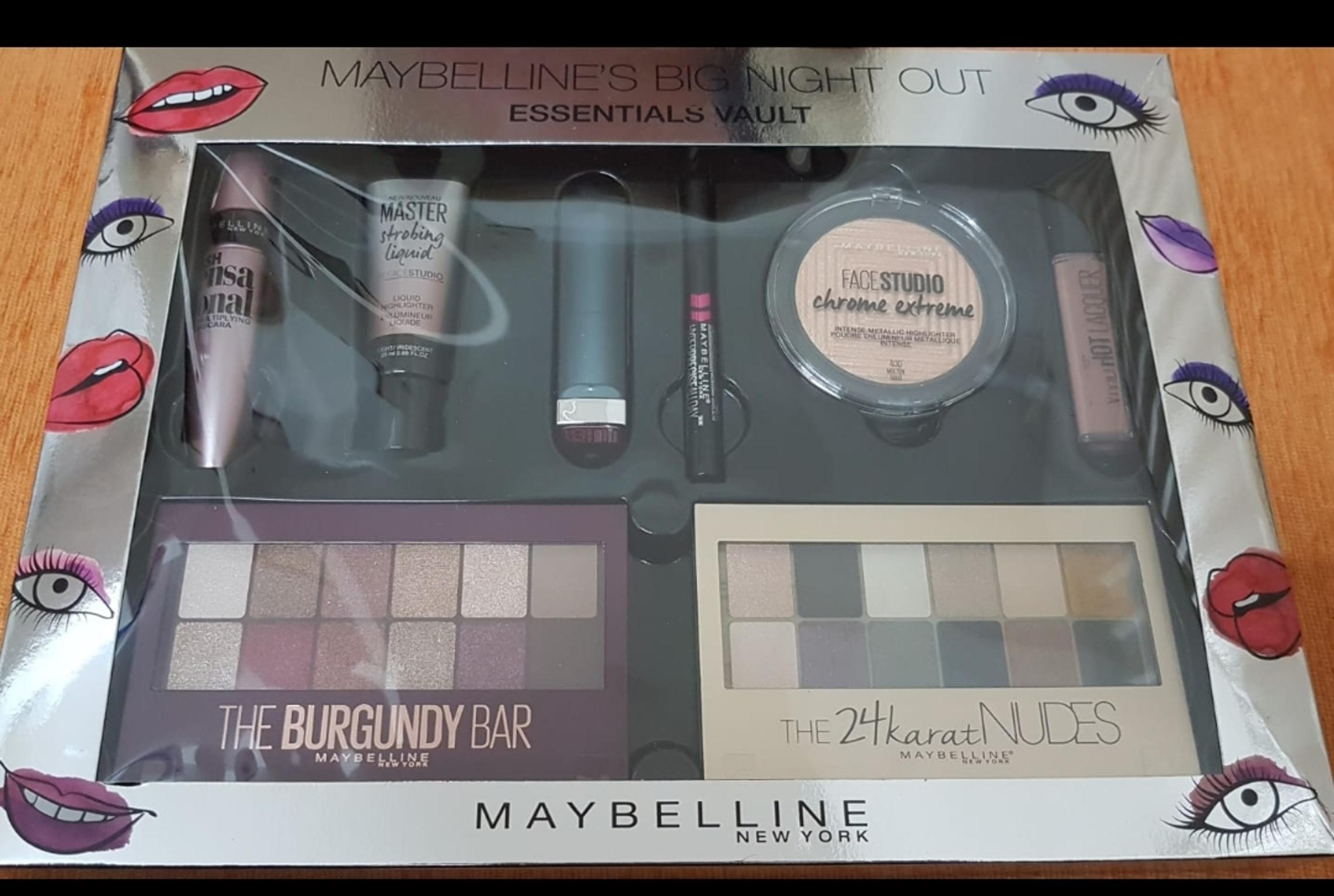 Maybelline Makeup Set In Ws2 Walsall