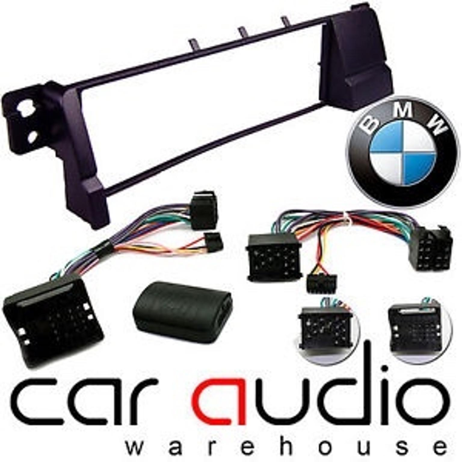 BLACK Face Plate XtremeAuto/® Fascia Stereo Adapter