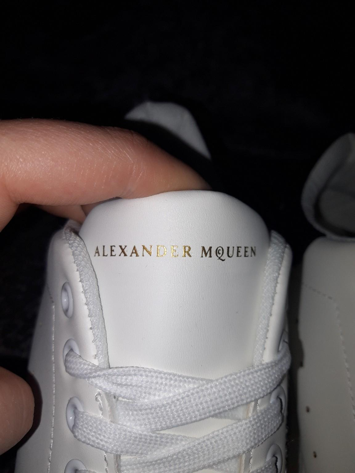 Replica Alexander McQueen Shoes