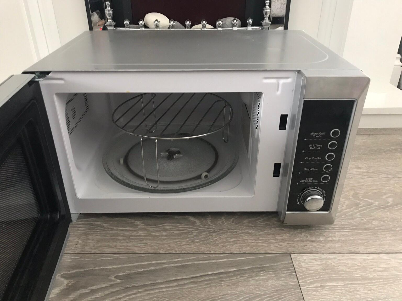 Tesco Microwave Oven With Grill