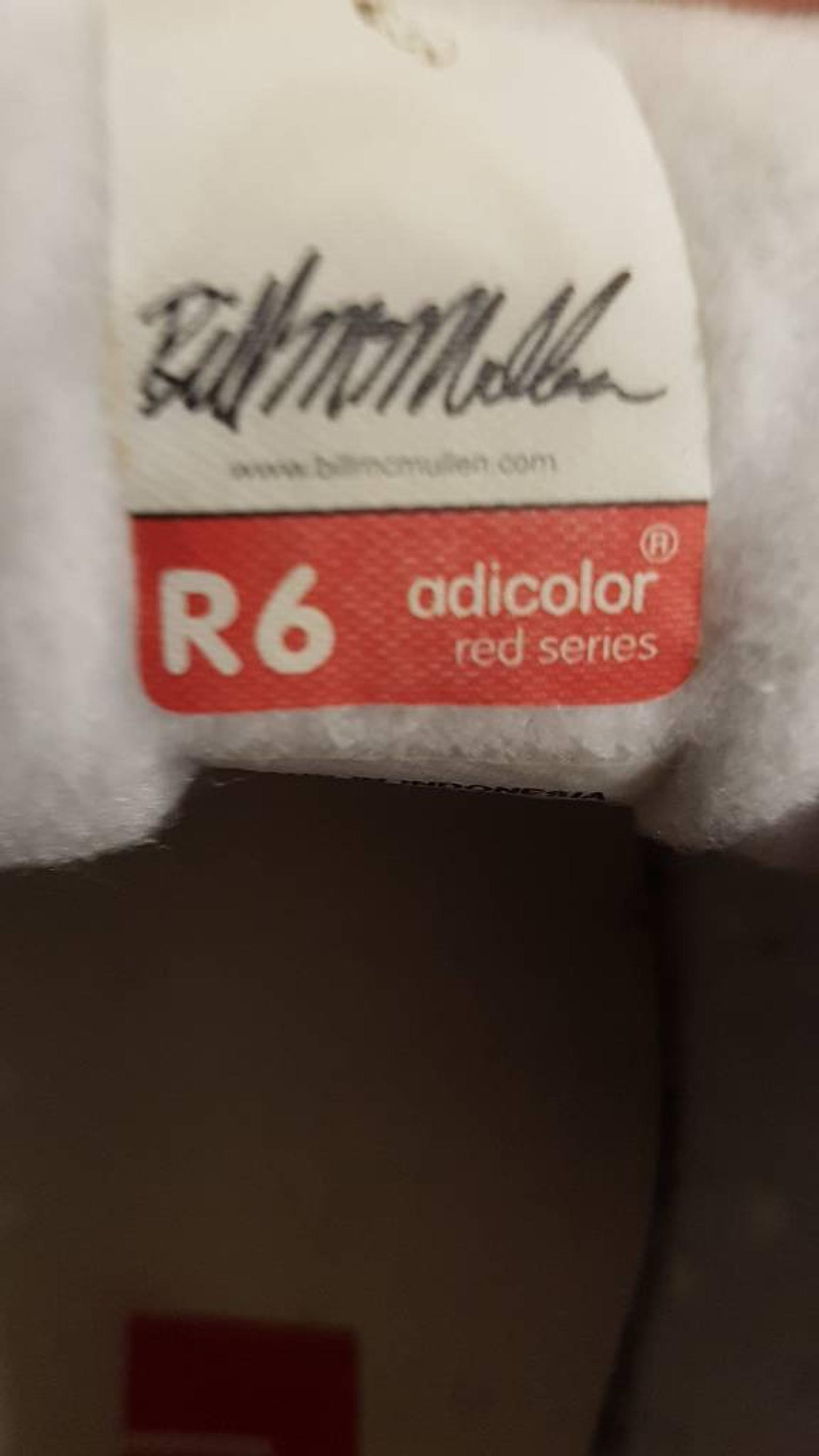 Adidas BILL MCMULLEN Adicolor bl6 Track Top Jacke NYC Queens