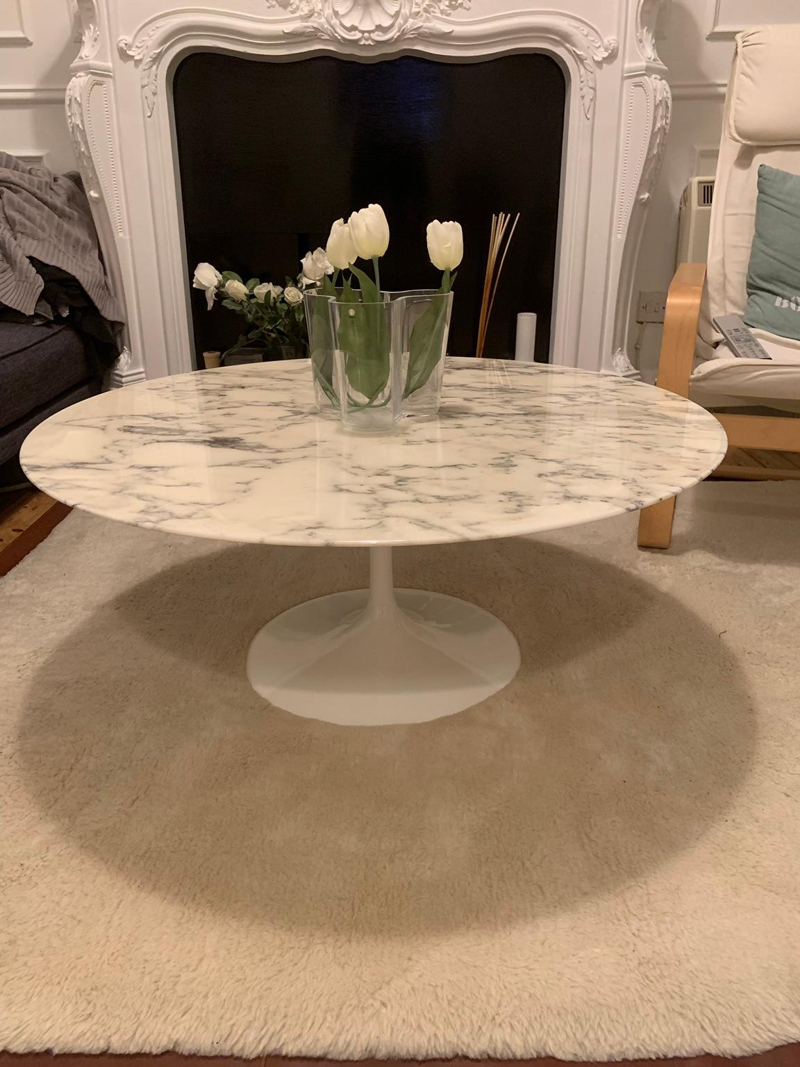- Knoll Saarinen Tulip Coffee Table In SW1V Westminster Für 1.750,00