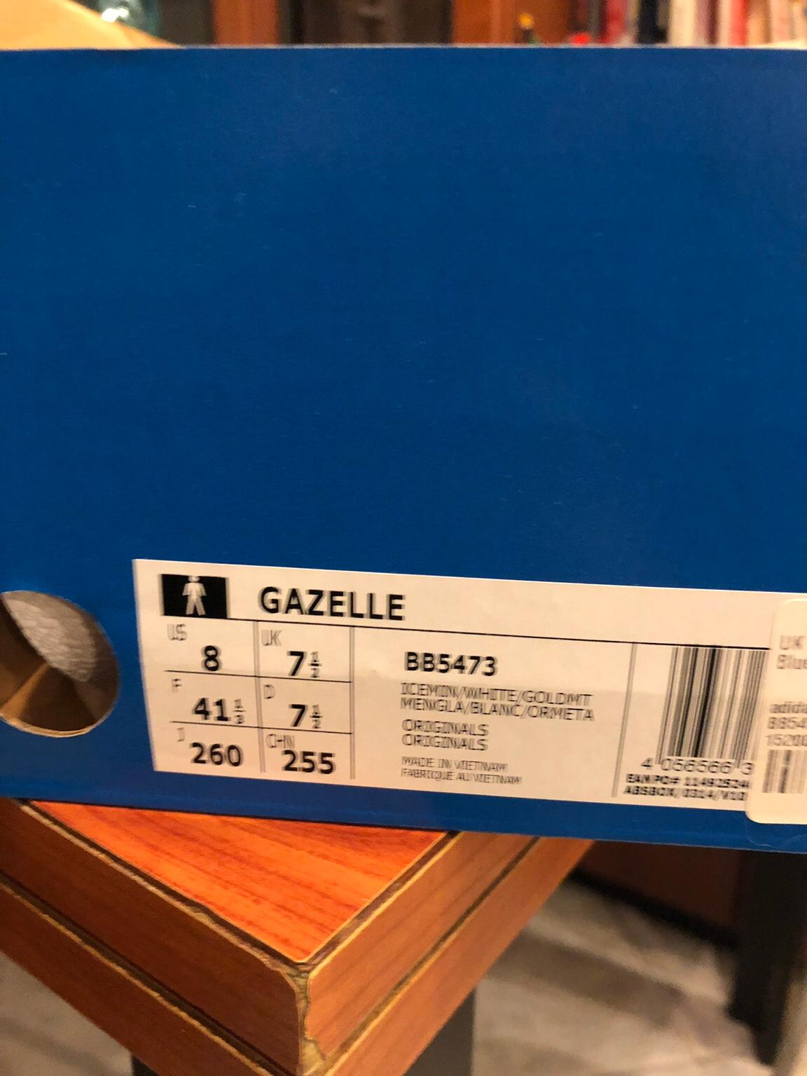 Adidas Gazelle mai usate! in 20135 Milano for €55.00 for