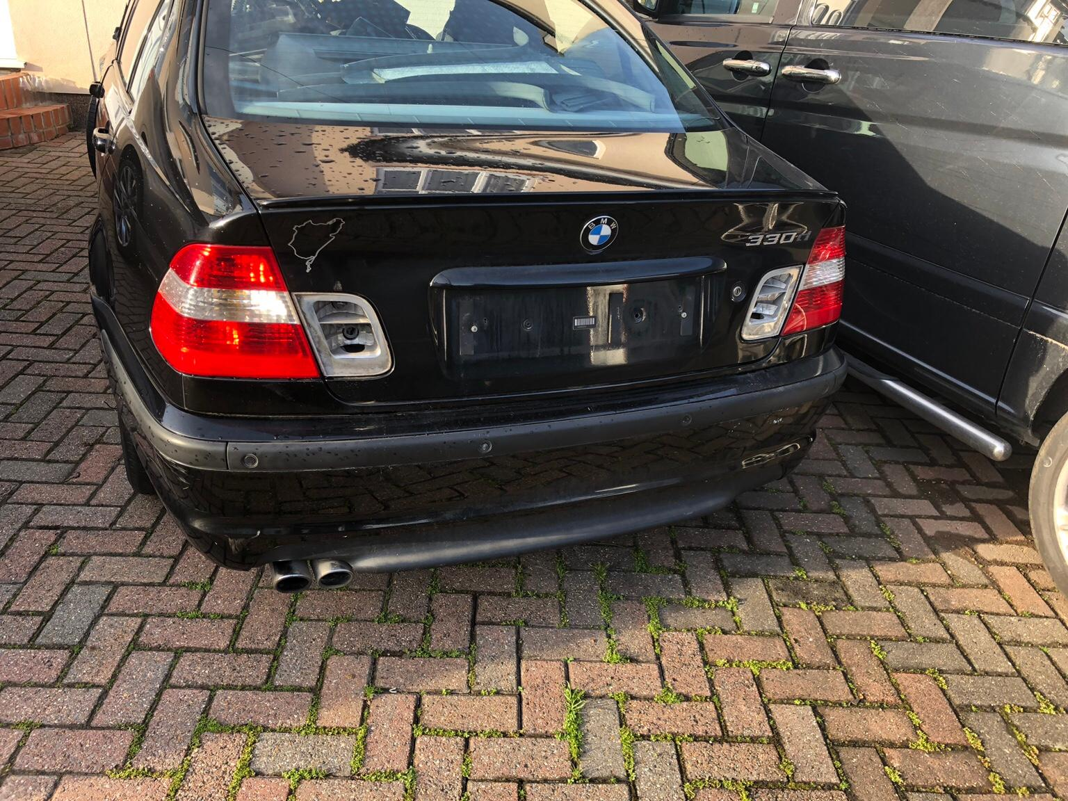 Bmw E46 Trunk With Spoiler Boot 330i 328i 325 In Se18 Bexley For 30 00 For Sale Shpock