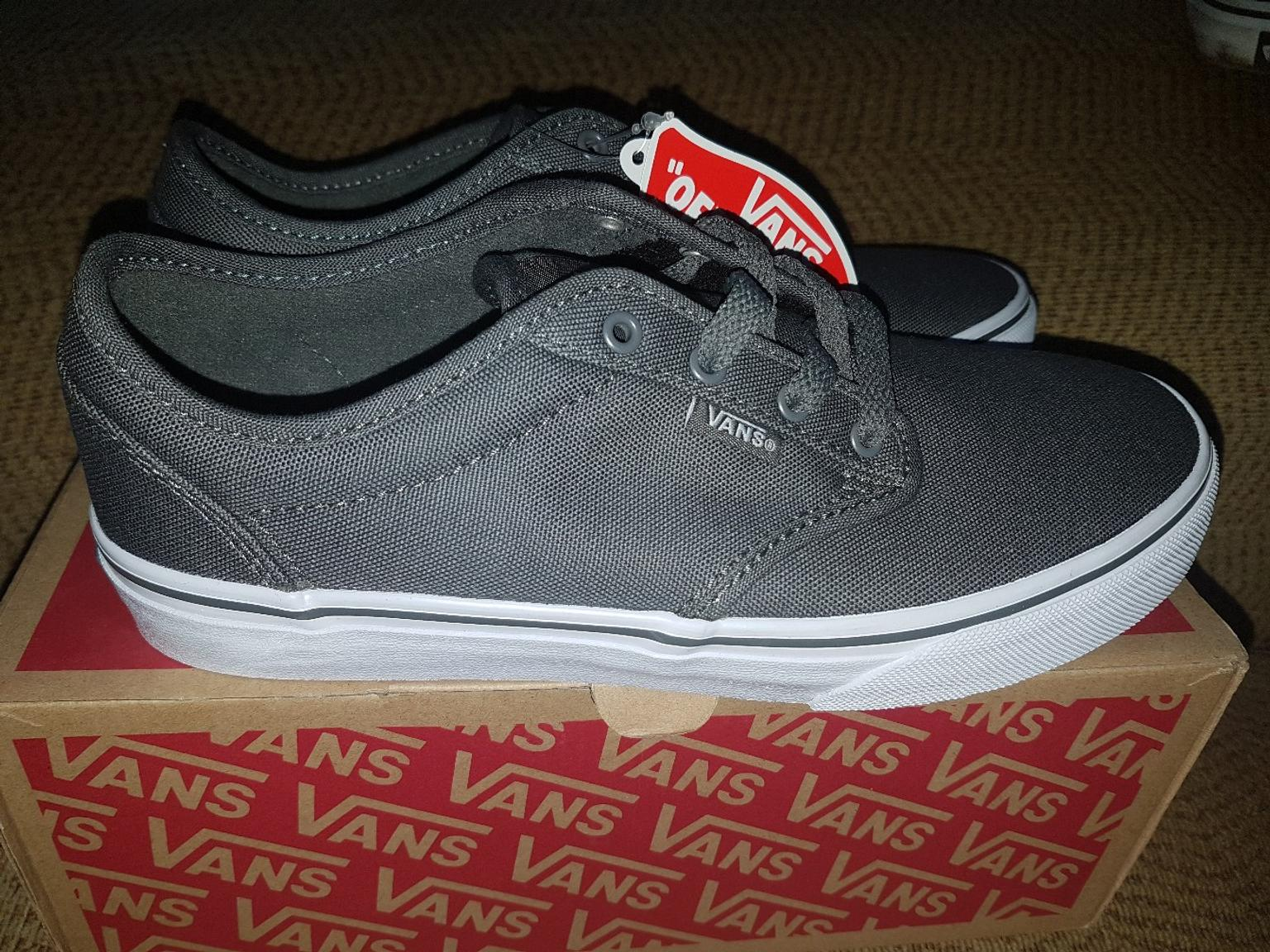 Vans Atwood Shoes NEW Size UK 3.5