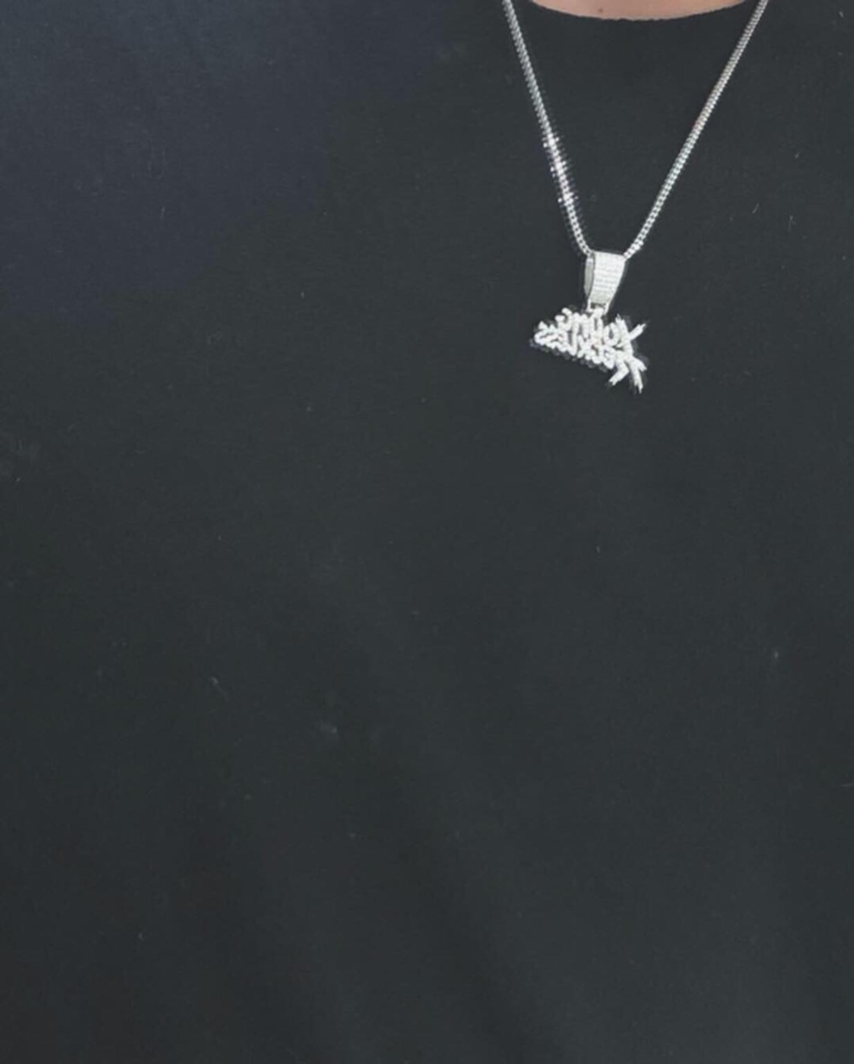 Young & Reckless 925 Pure Silver Pendant