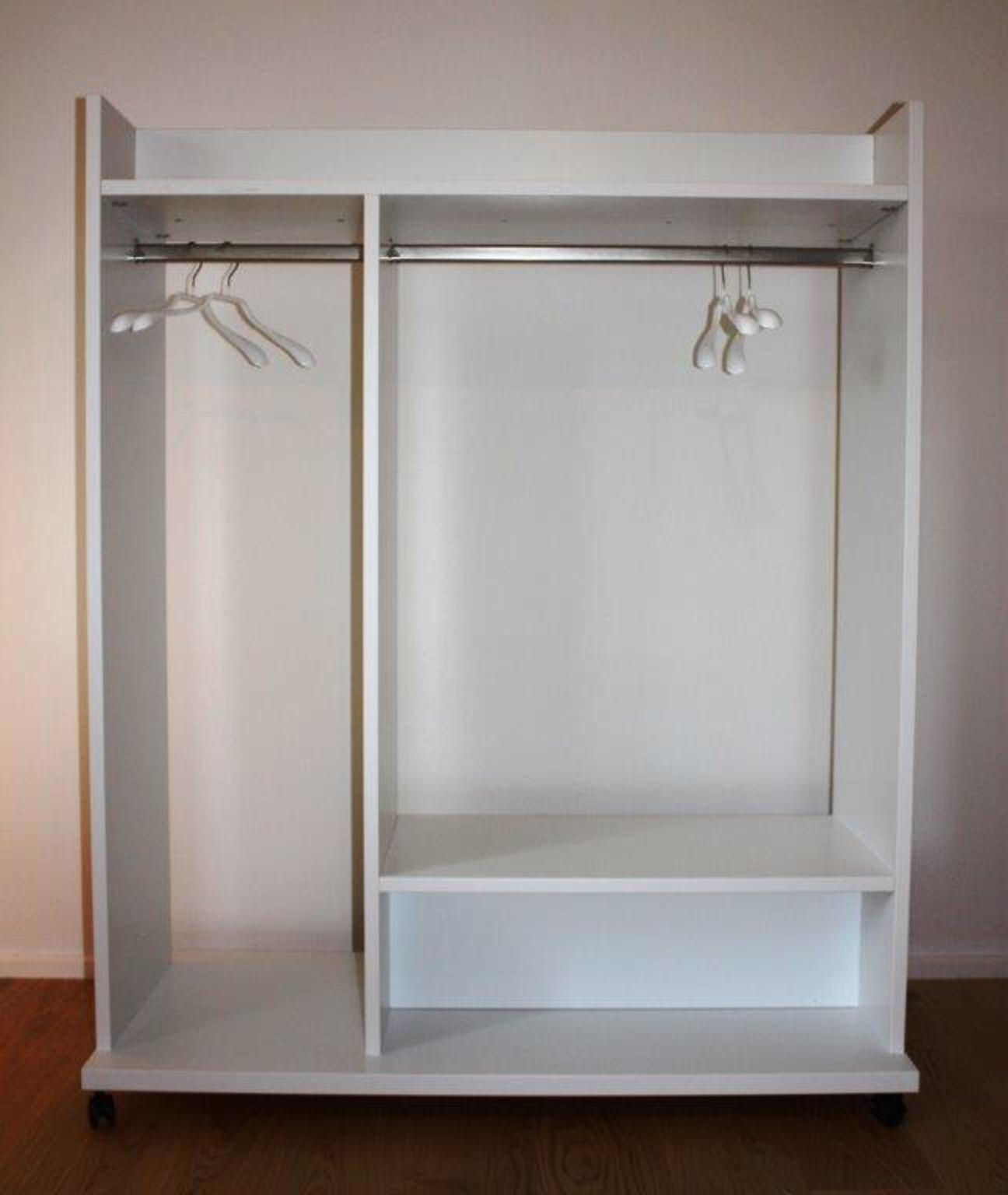 Garderobe Dressbox Mobil Weiss Neu In 83112 Frasdorf For 50 00