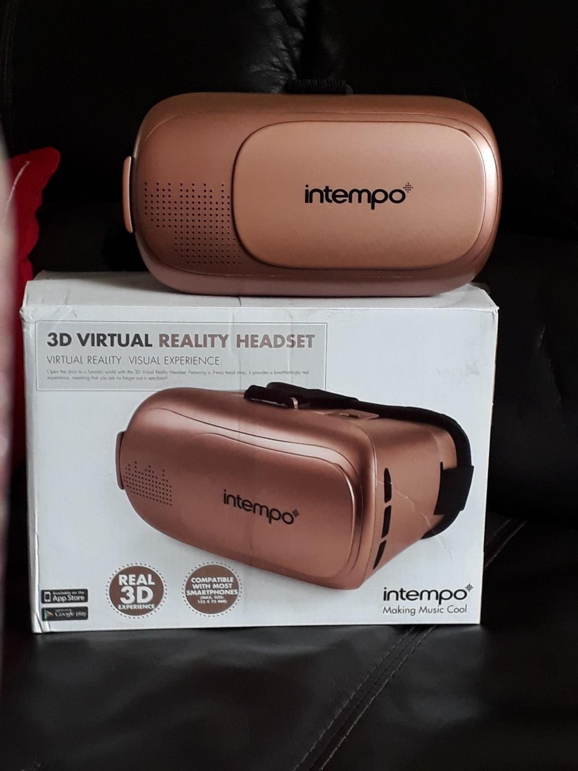 3D virtual reality headset in Meir for
