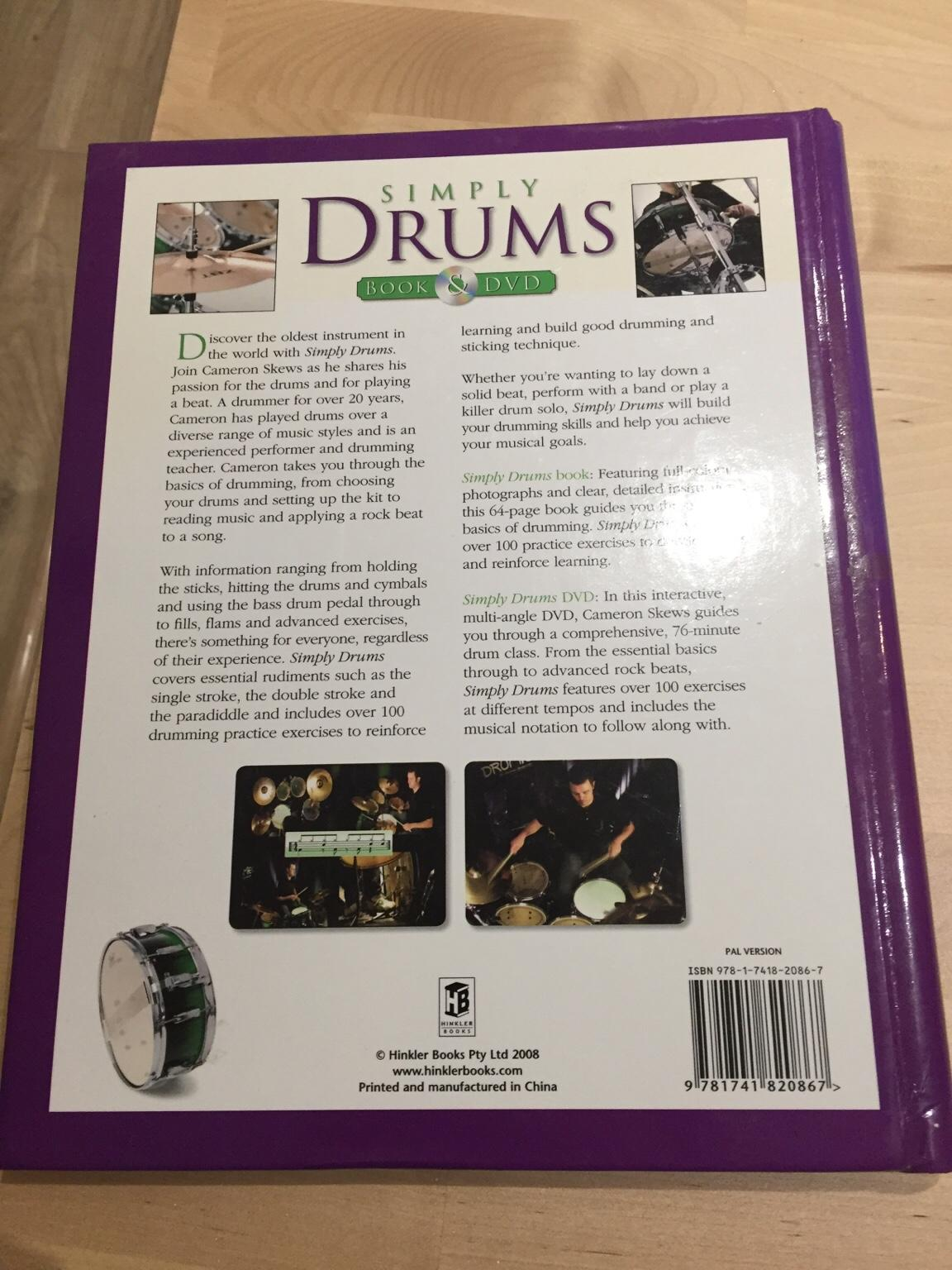 Drumming Course Book
