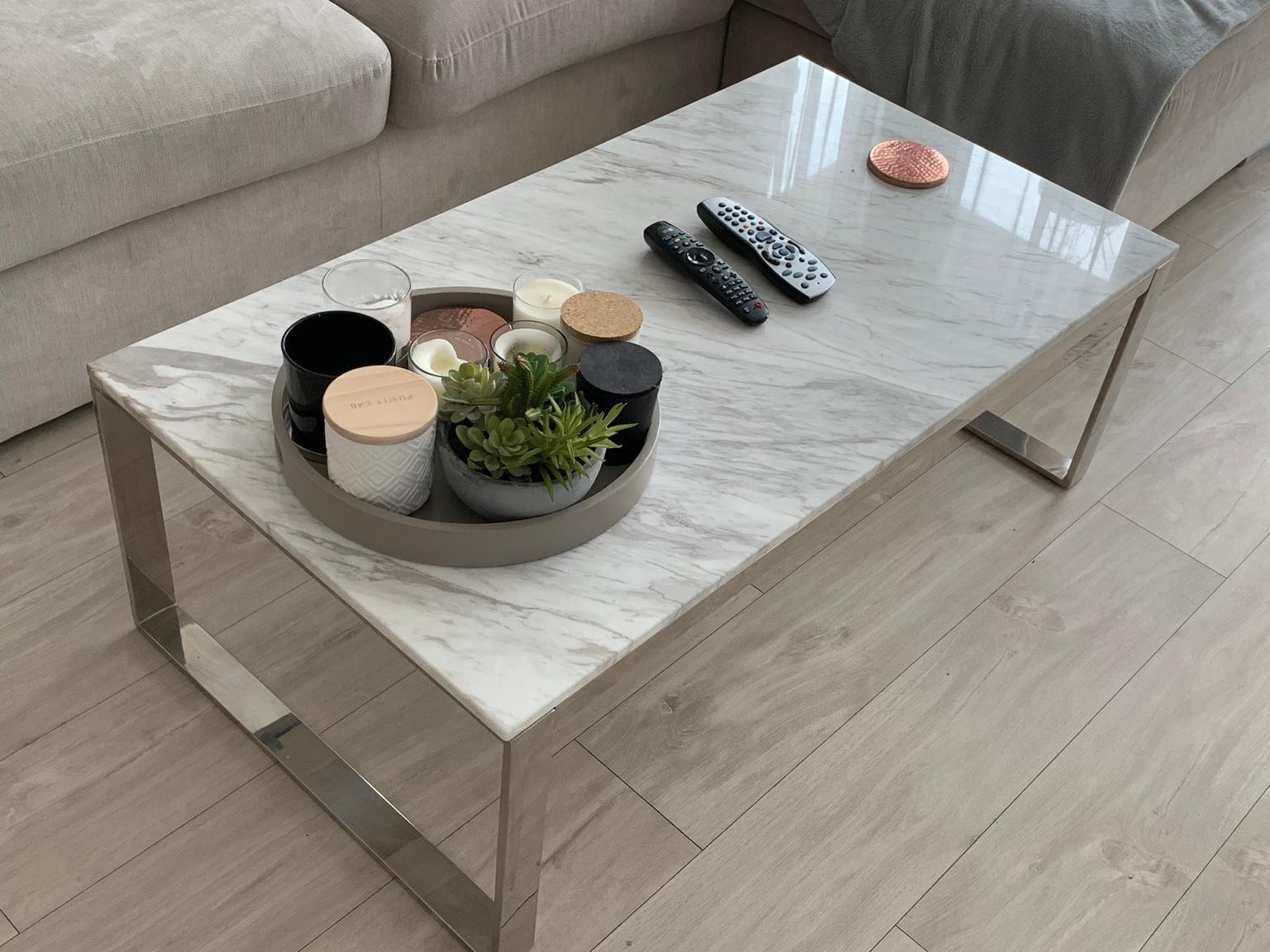 Marble Coffee Table John Lewis Frost