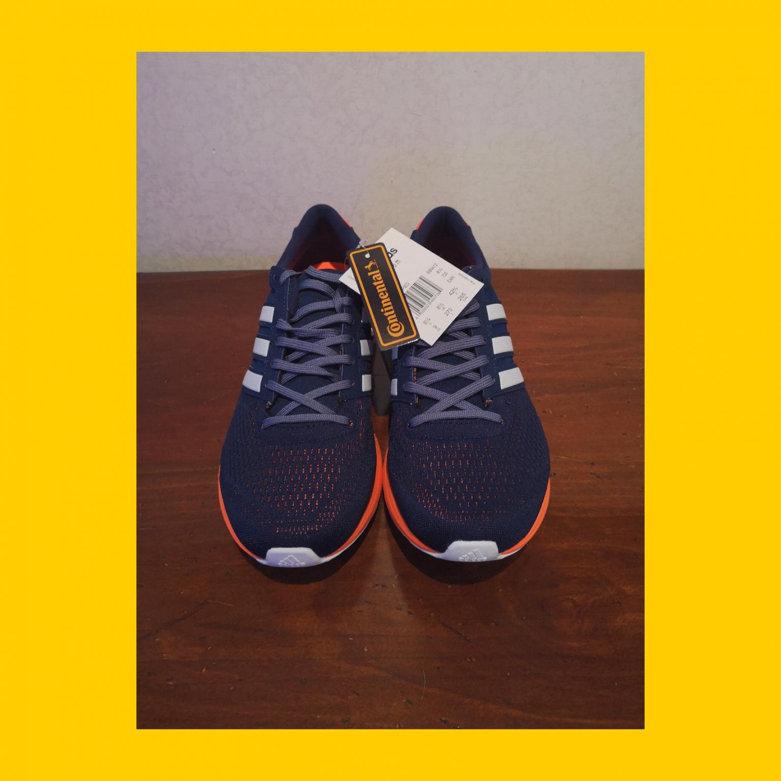 adidas adizero boston stivali 6 uk