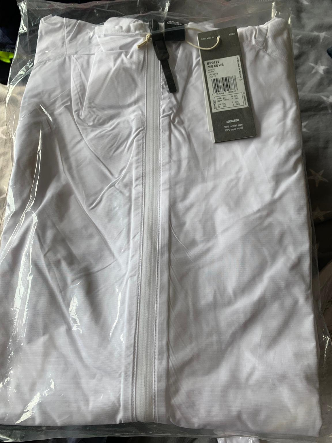 Men's Adidas n.z.e climastorm jacket xl