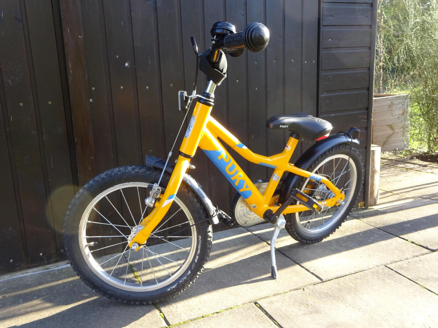 Kinderfahrrad 16 Zoll Puky ZLX 16 in 76877 Offenbach an der