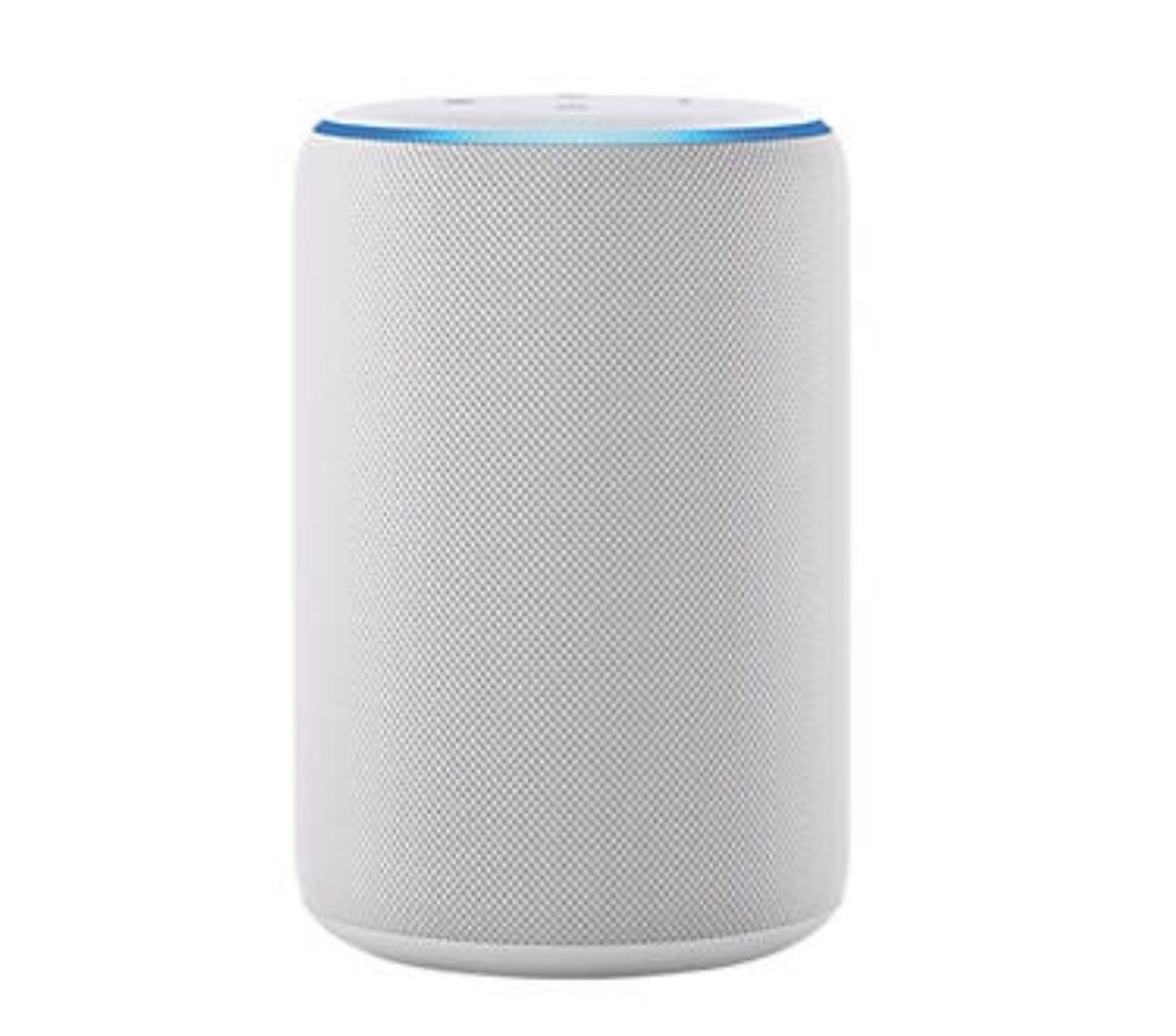 New Amazon Echo Plus In White Sandstone In Rotherham For 99 99