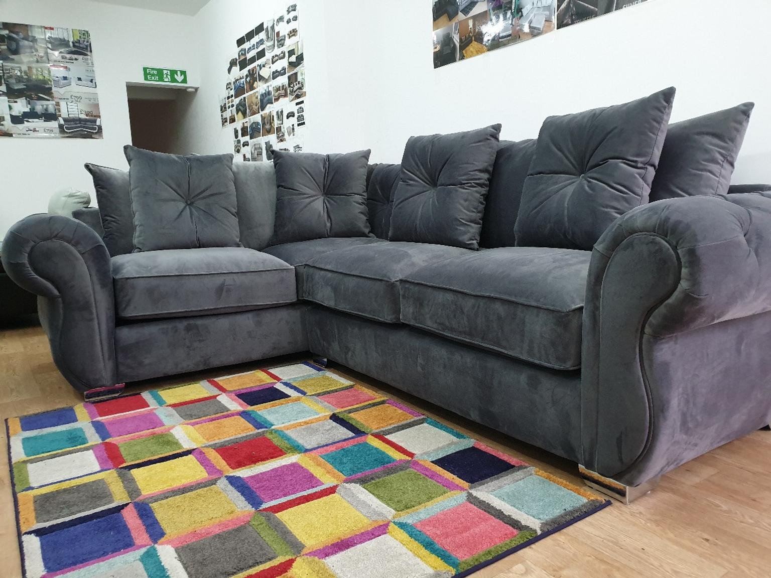 Exclusive Chesterfield Corner Sofa In Bl1 Bolton For 999 00 For