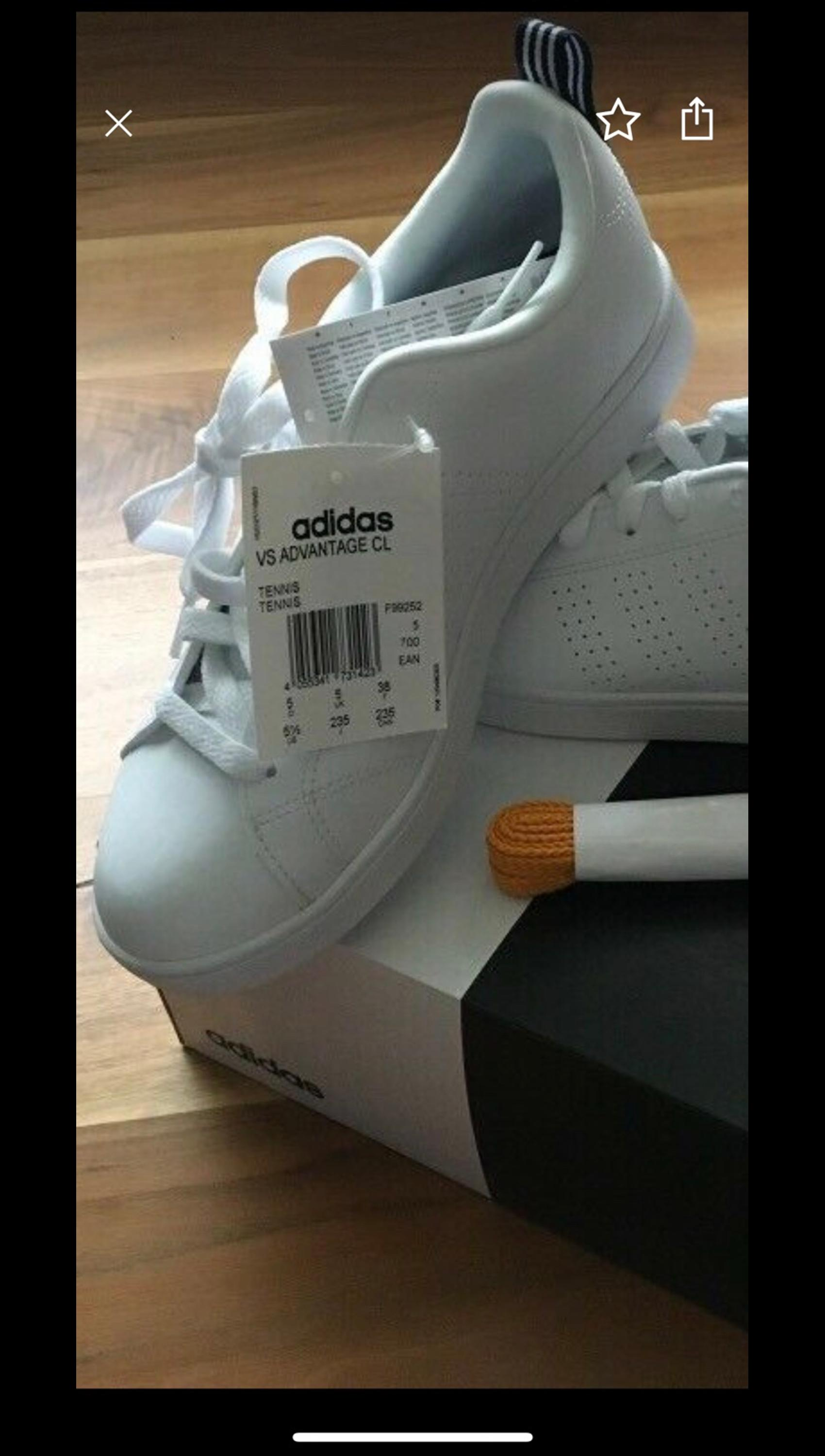 Adidas Lufthansa Sneakers Limited Edition 8,5