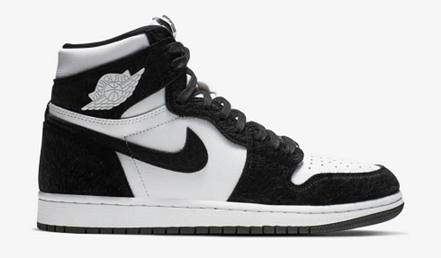 Nike Air Jordan 1 Retro High OG Twist (Panda)