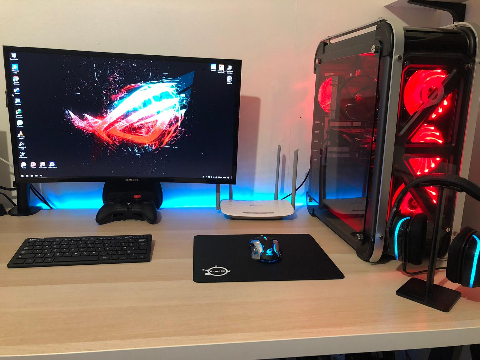 Gaming PC Setup💥